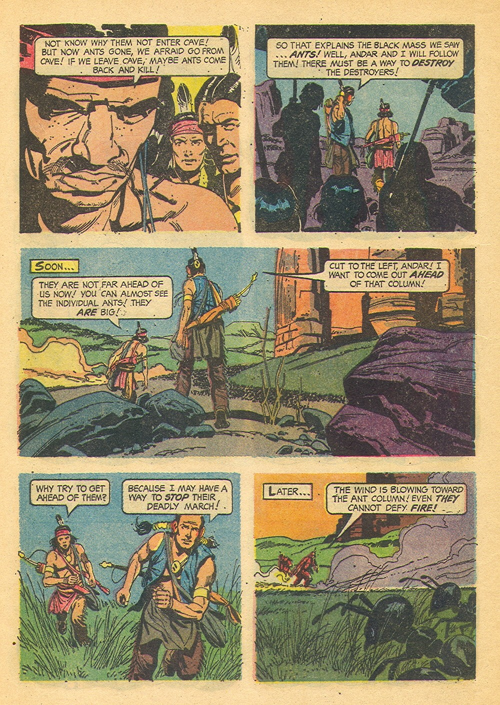 Read online Turok, Son of Stone comic -  Issue #42 - 8