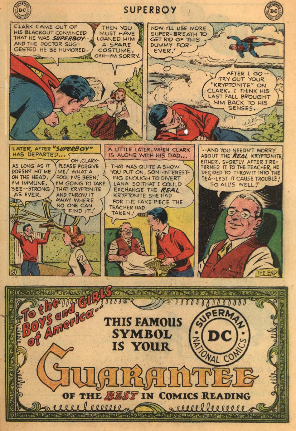 Superboy (1949) issue 45 - Page 29