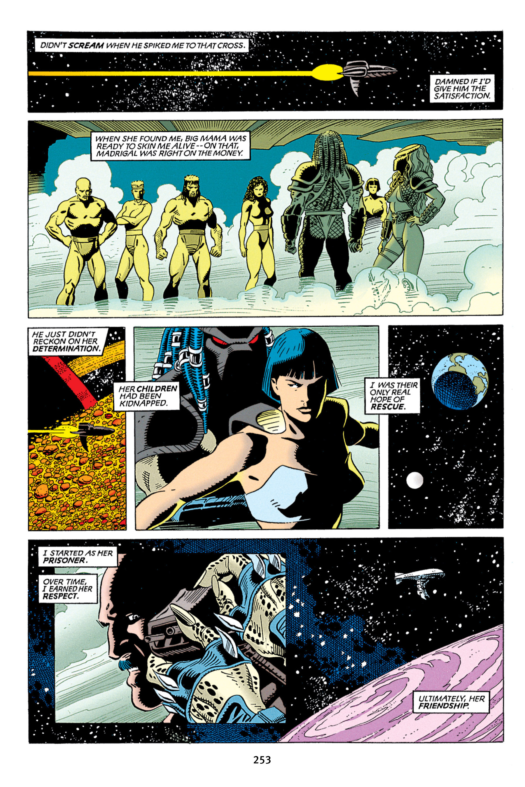 Read online Aliens vs. Predator Omnibus comic -  Issue # _TPB 2 Part 3 - 29