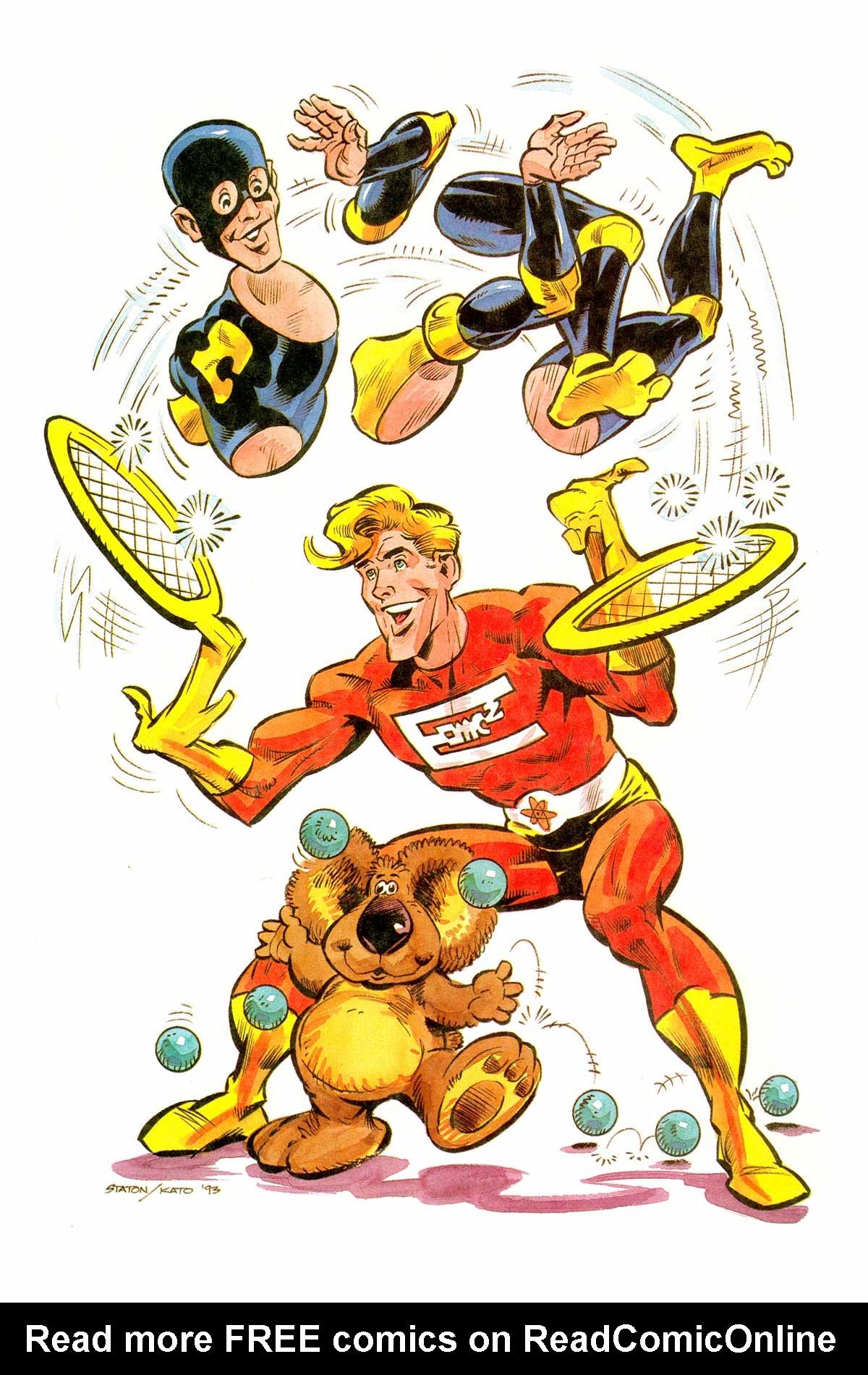 Read online E-man (1993) comic -  Issue # Full - 32