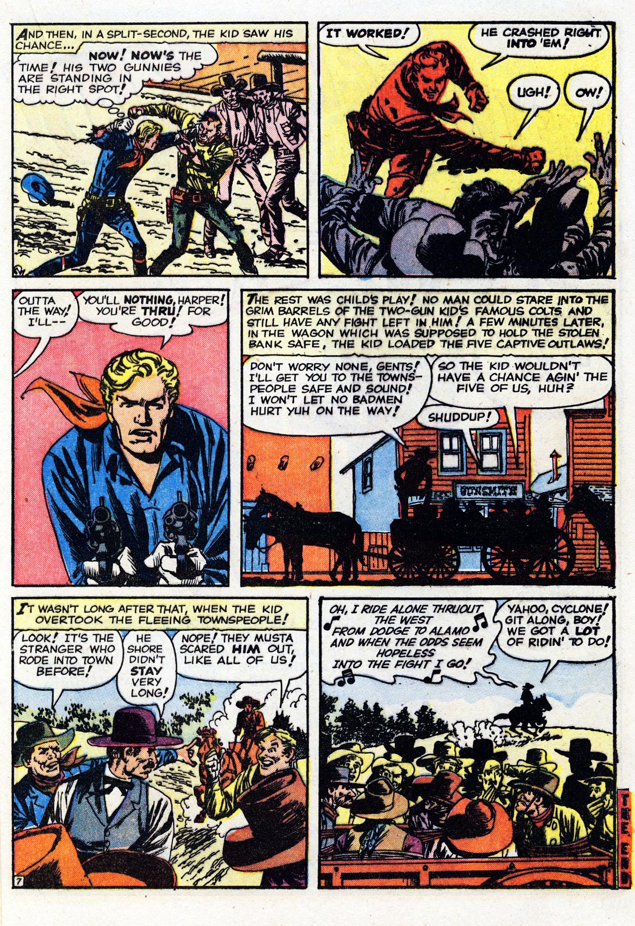 Read online Two-Gun Kid comic -  Issue #53 - 17