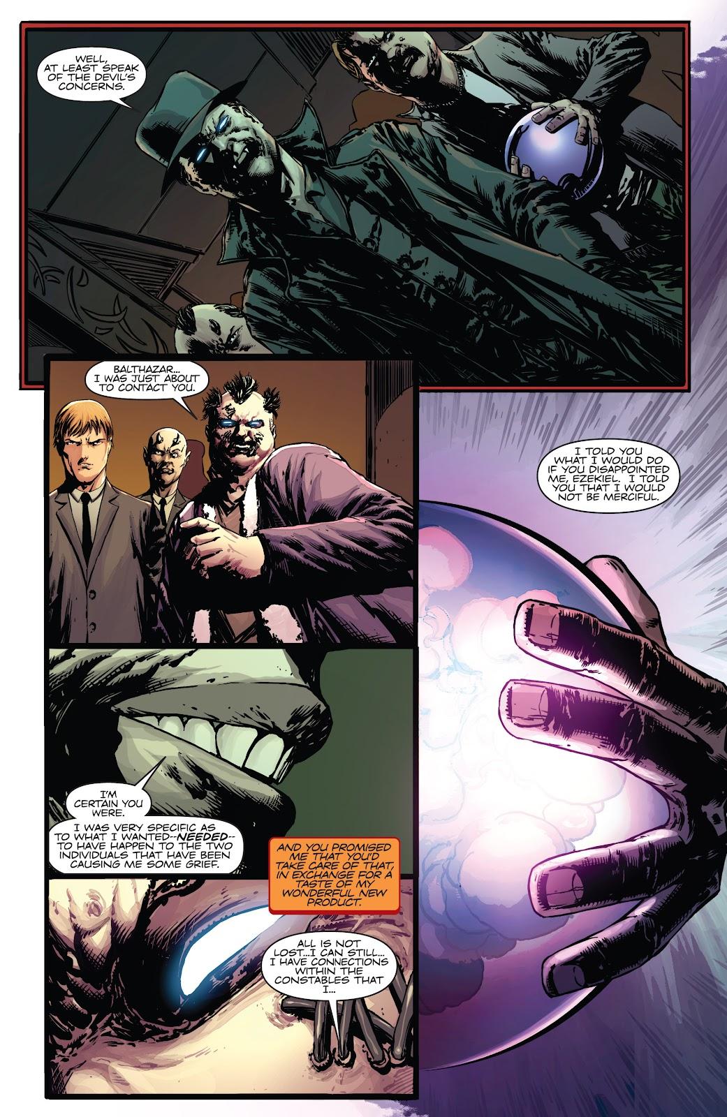 Read online Vampirella Strikes comic -  Issue #5 - 10