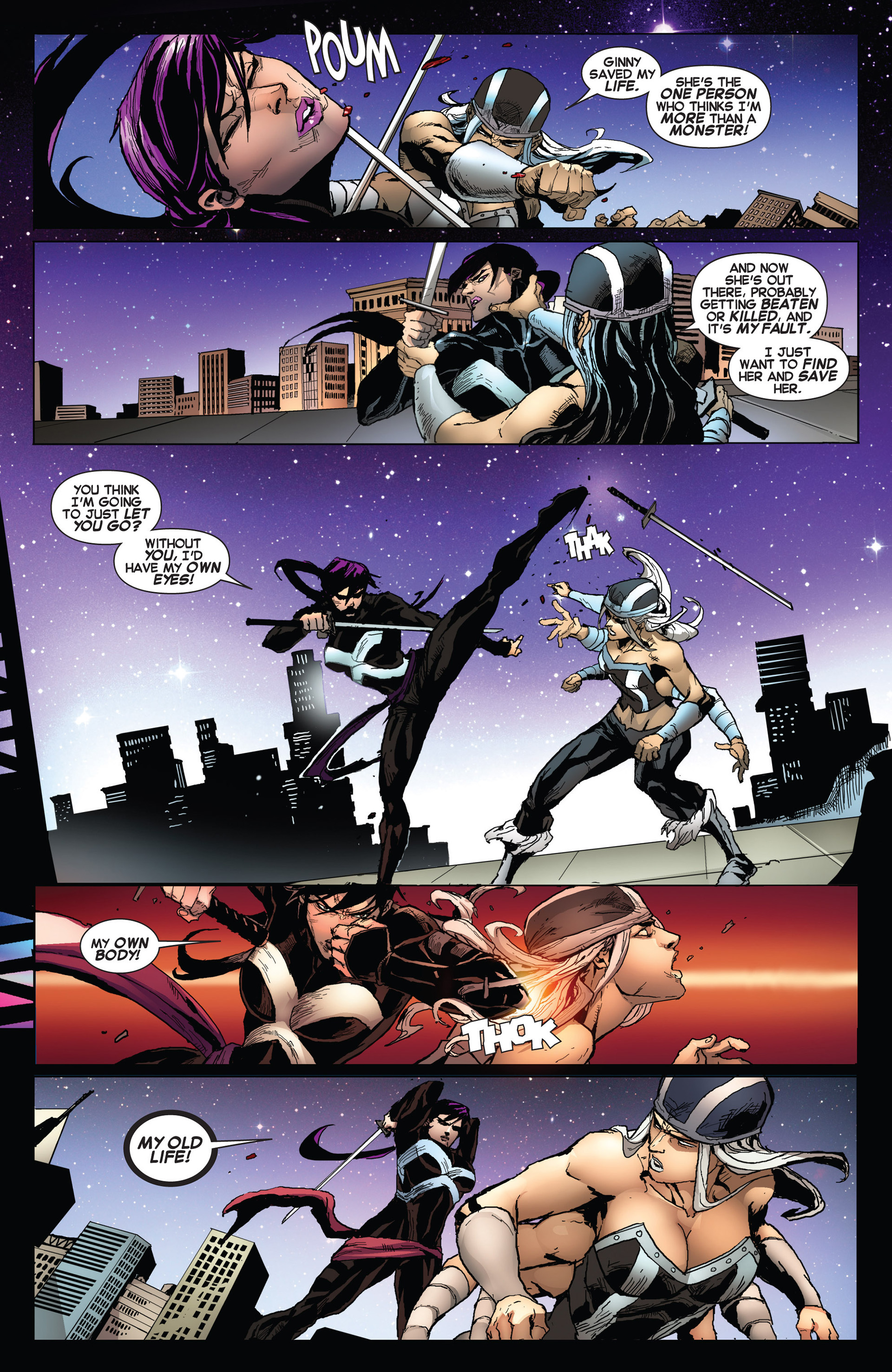 Read online Uncanny X-Force (2013) comic -  Issue #6 - 12