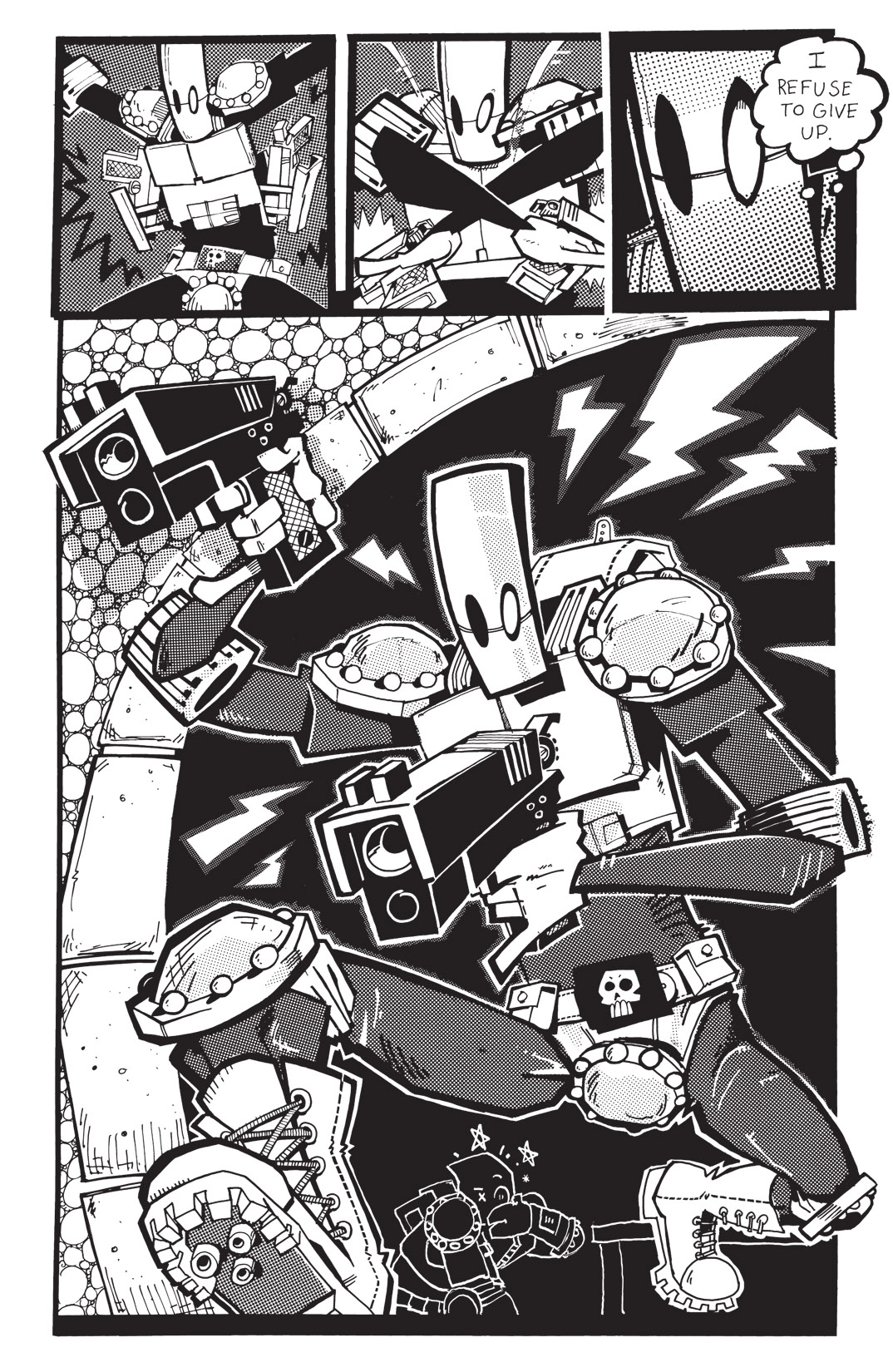 Read online Scud: The Disposable Assassin: The Whole Shebang comic -  Issue # TPB (Part 4) - 72