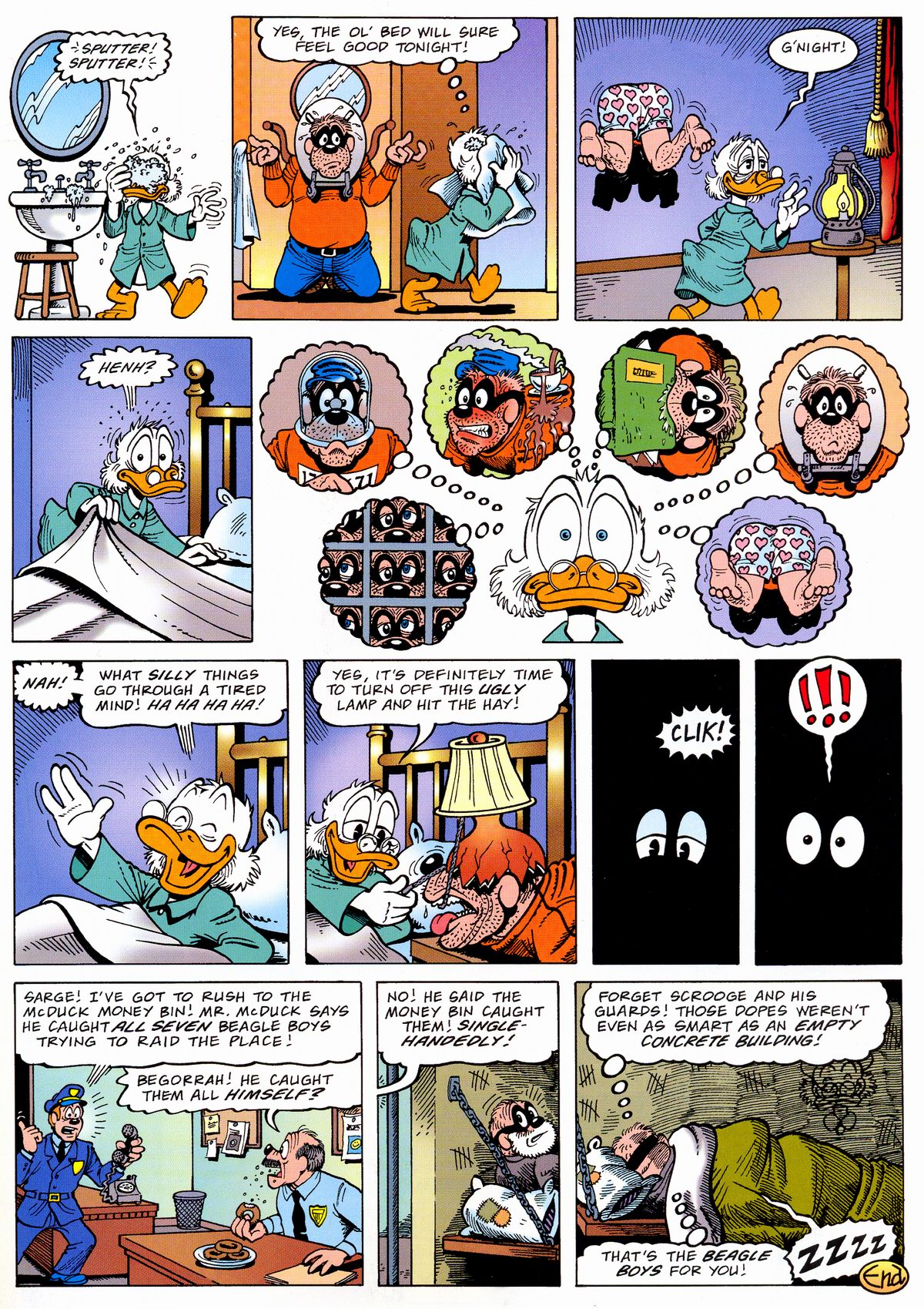 Read online Uncle Scrooge (1953) comic -  Issue #325 - 19