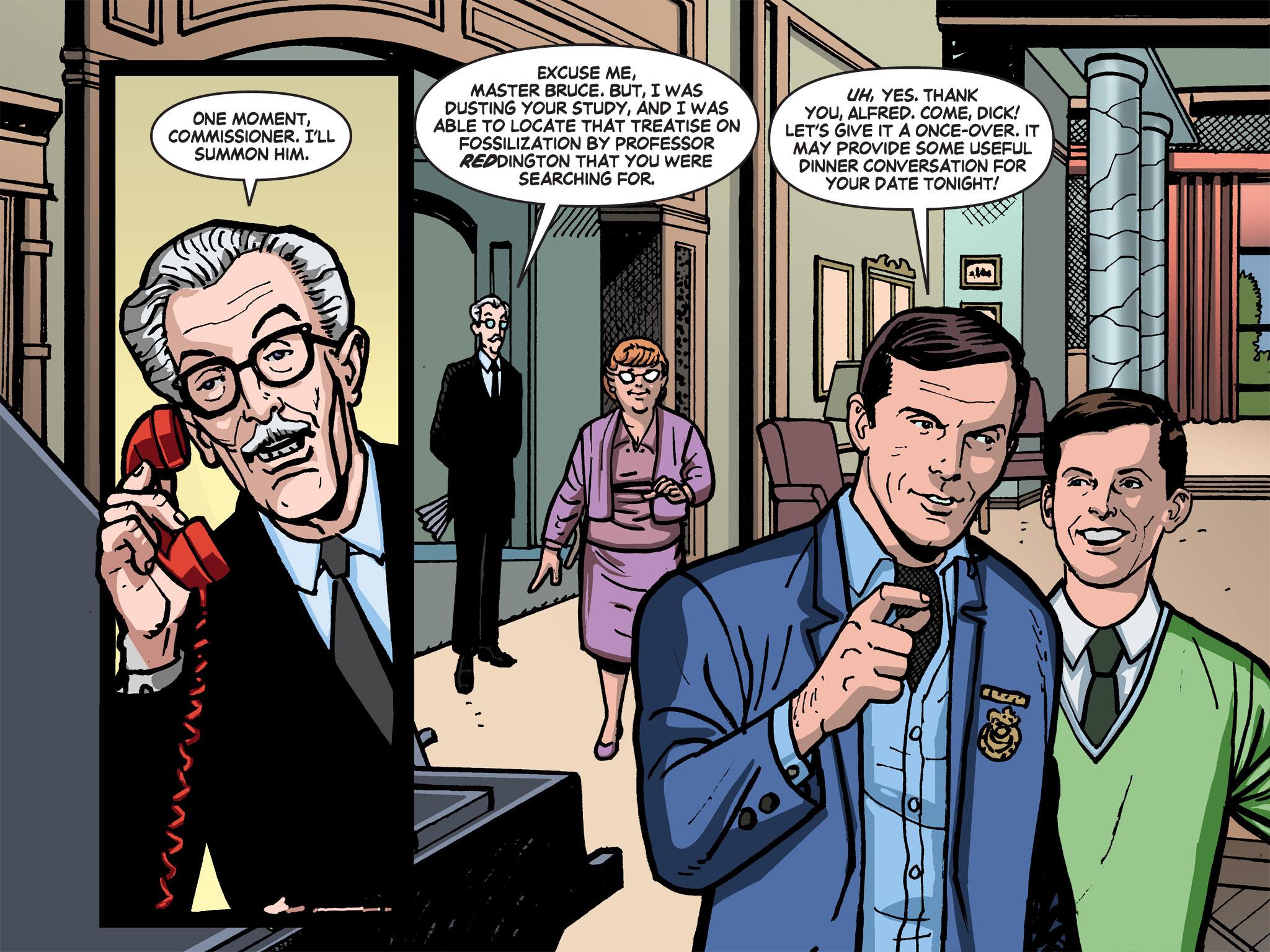 Read online Batman '66 Meets the Green Hornet [II] comic -  Issue #1 - 16