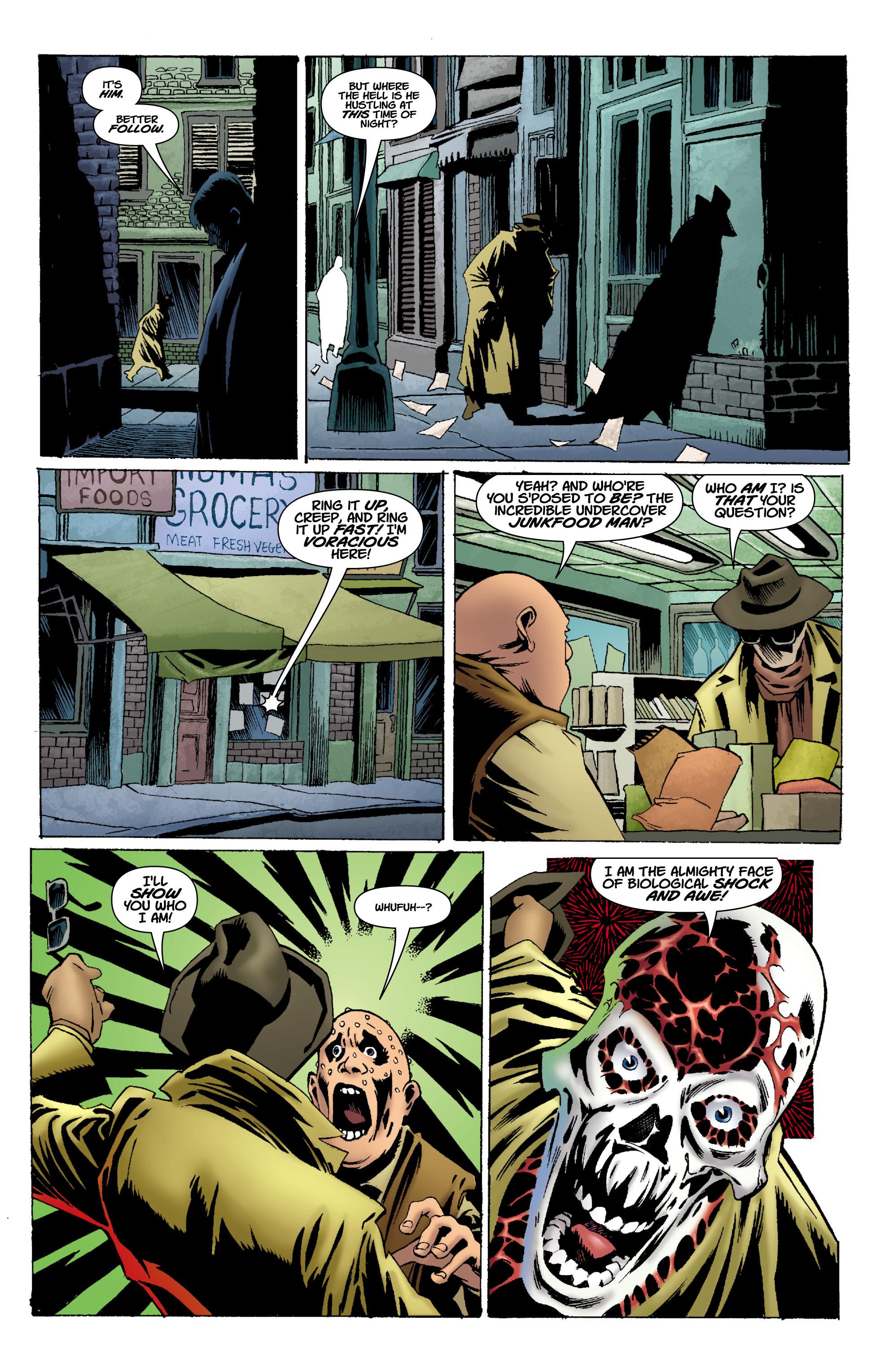 Read online Batman: Unseen comic -  Issue #1 - 14