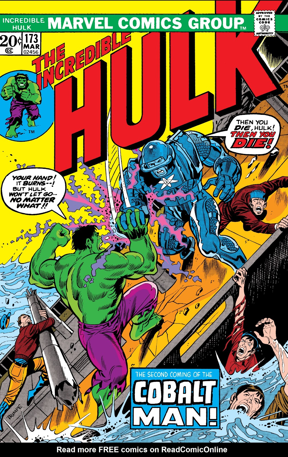 Read online Marvel Masterworks: The Incredible Hulk comic -  Issue # TPB 10 (Part 1) - 49