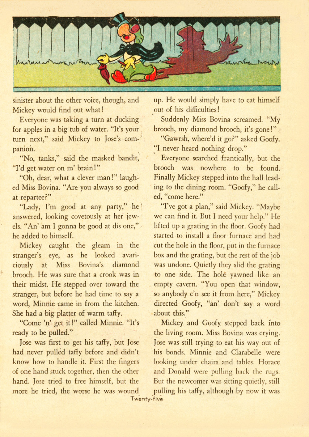 Walt Disney's Comics and Stories issue 38 - Page 27