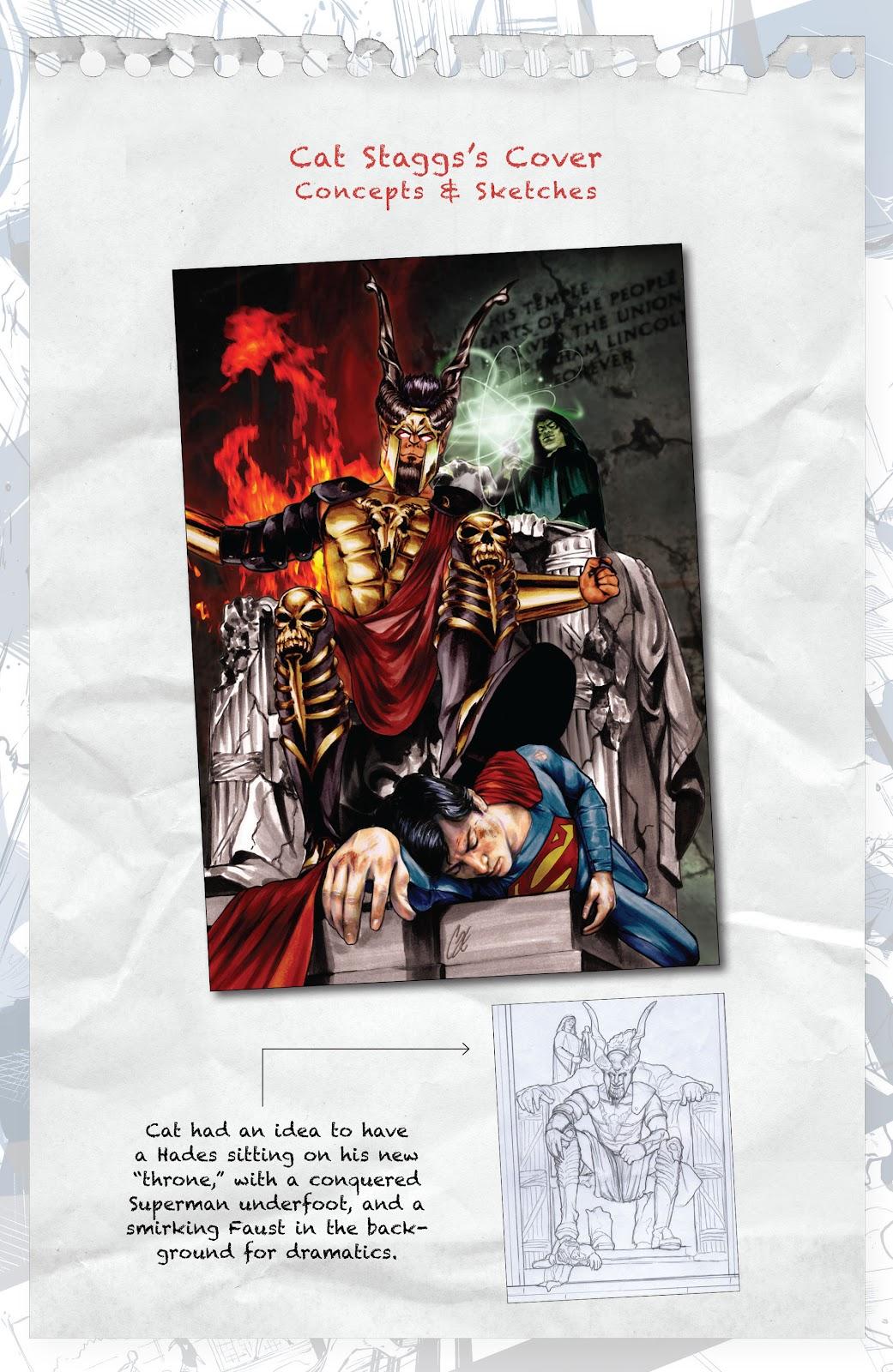 Read online Smallville Season 11 [II] comic -  Issue # TPB 5 - 136