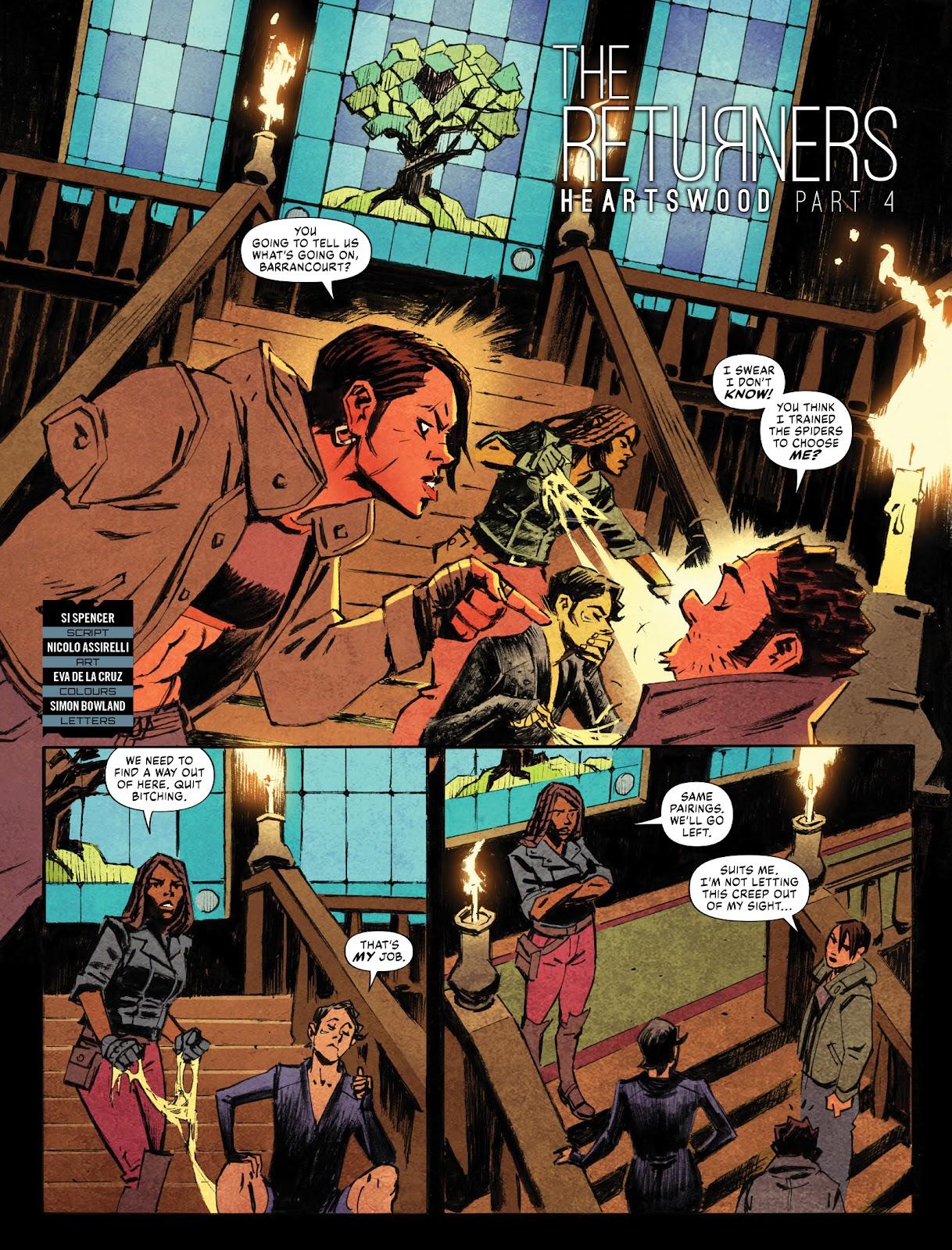 Judge Dredd Megazine (Vol. 5) issue 427 - Page 43