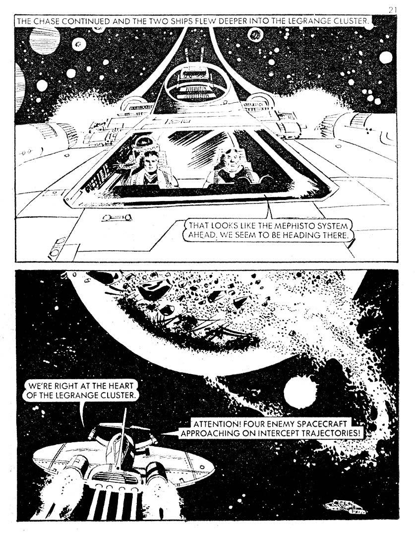 Starblazer issue 30 - Page 21