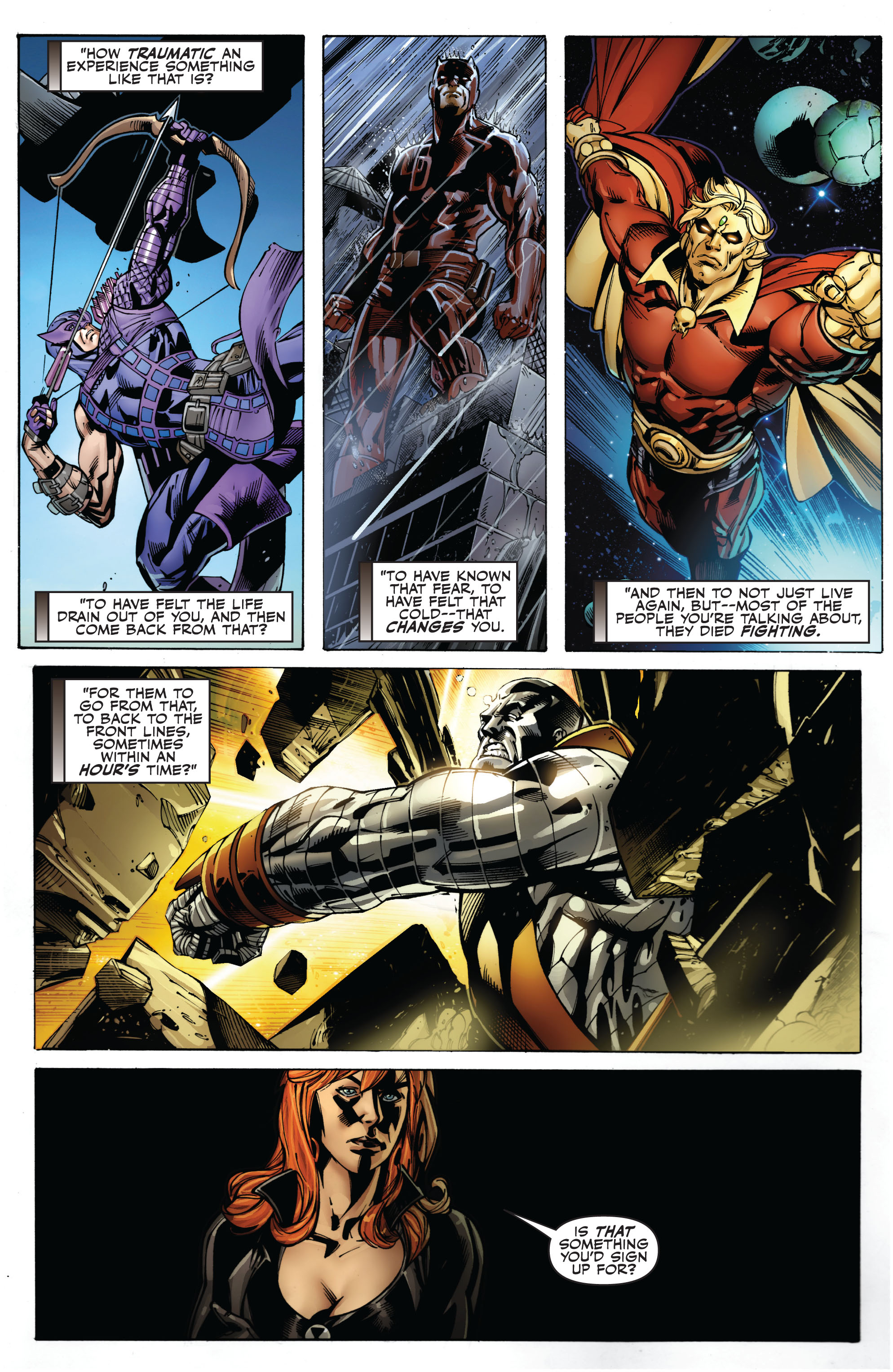 Read online Secret Avengers (2010) comic -  Issue #15 - 16