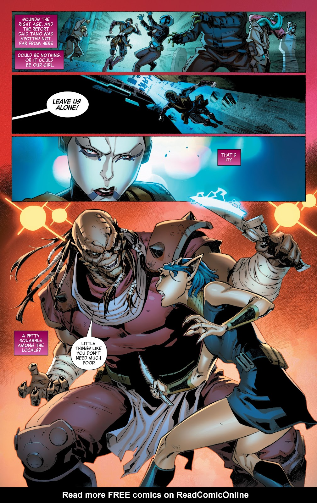 Read online Star Wars: Age of Republic Special comic -  Issue # Full - 16