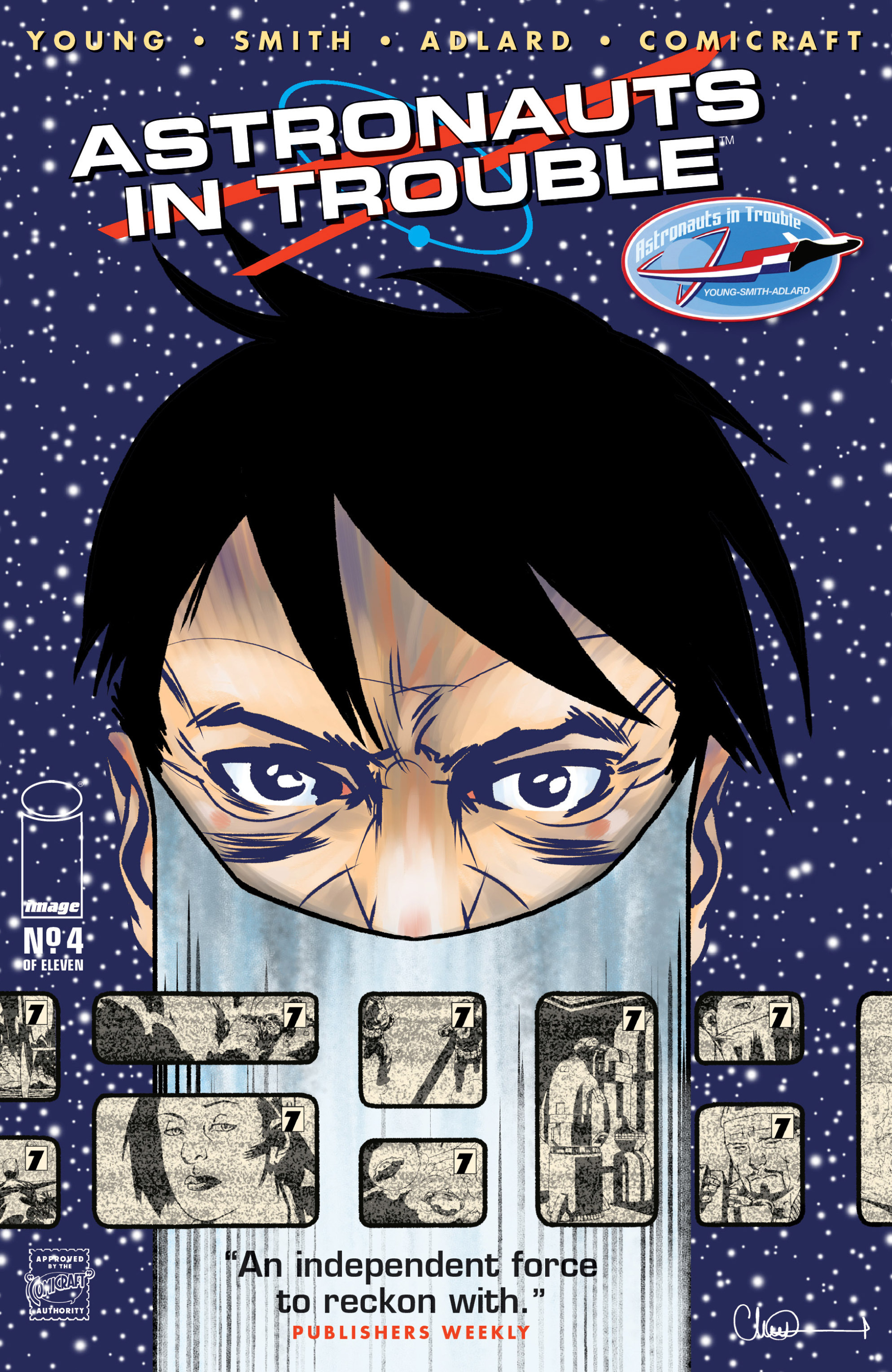 Read online Astronauts in Trouble (2015) comic -  Issue #4 - 1