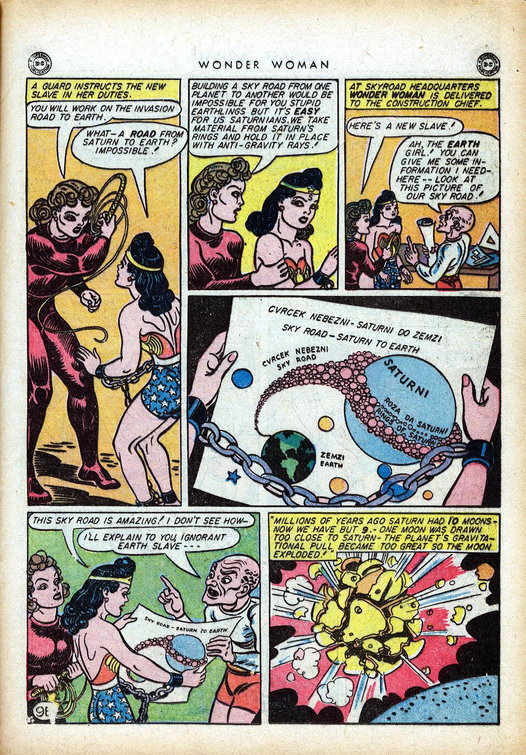 Read online Wonder Woman (1942) comic -  Issue #10 - 30