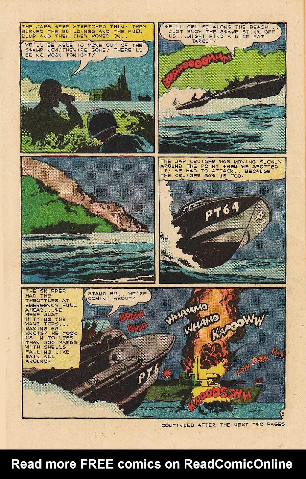 Read online Fightin' Navy comic -  Issue #121 - 28
