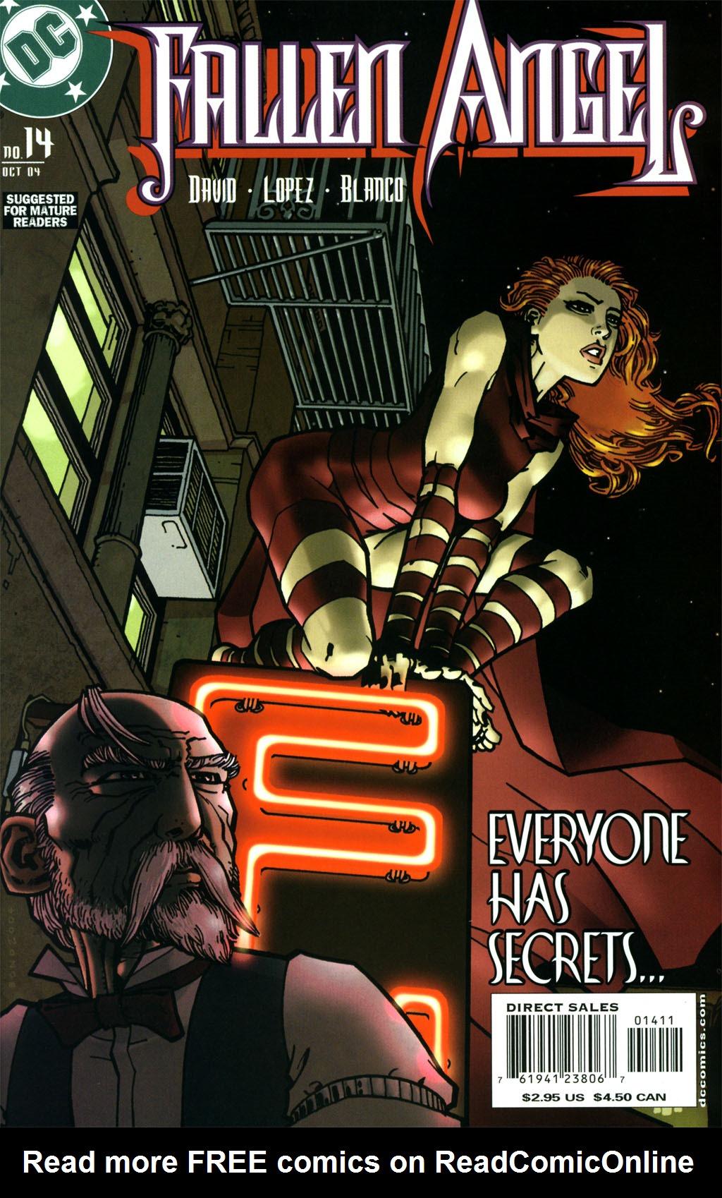Read online Fallen Angel (2003) comic -  Issue #14 - 1