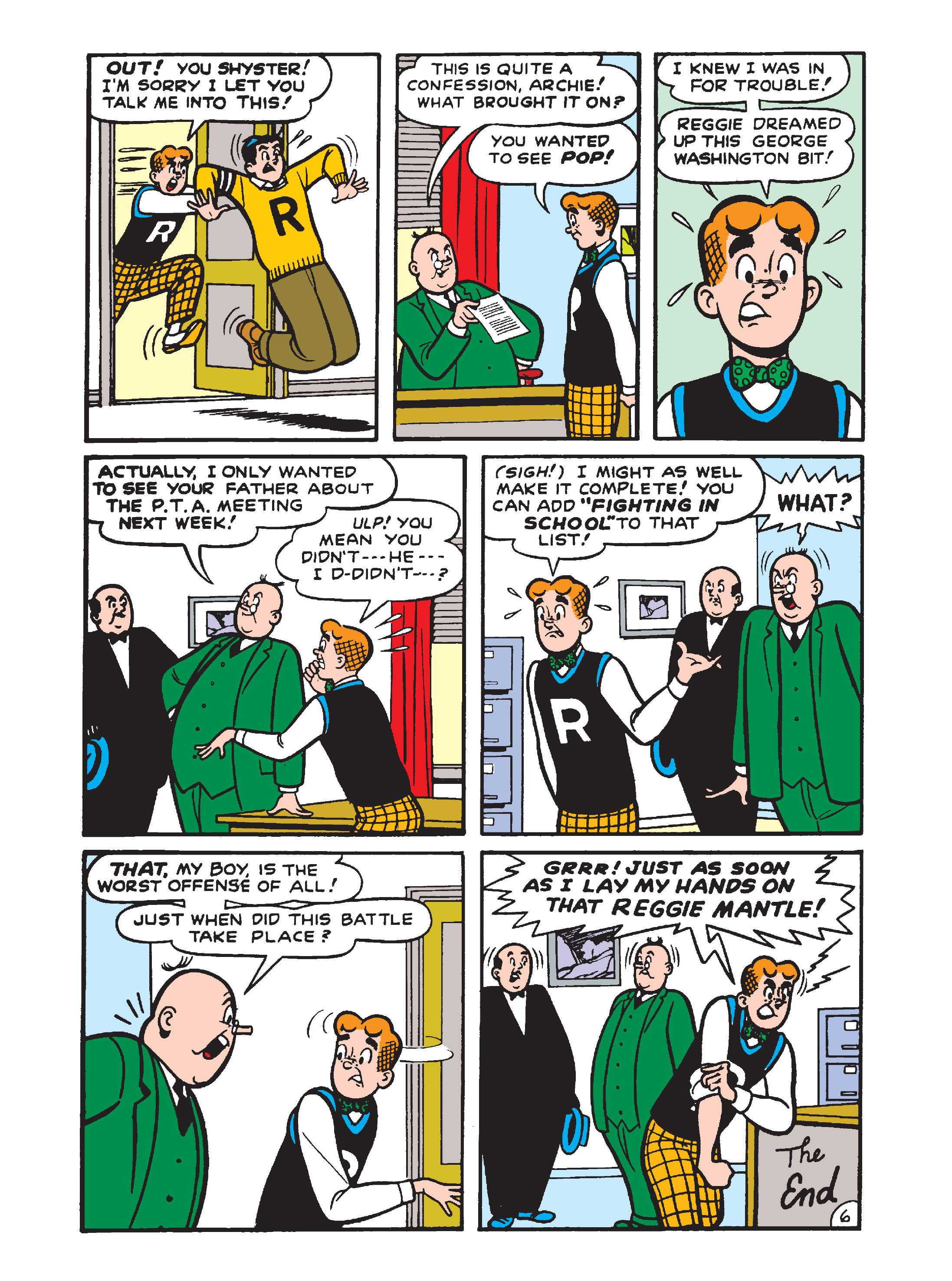 Read online Archie 1000 Page Comics Bonanza comic -  Issue #1 (Part 1) - 127