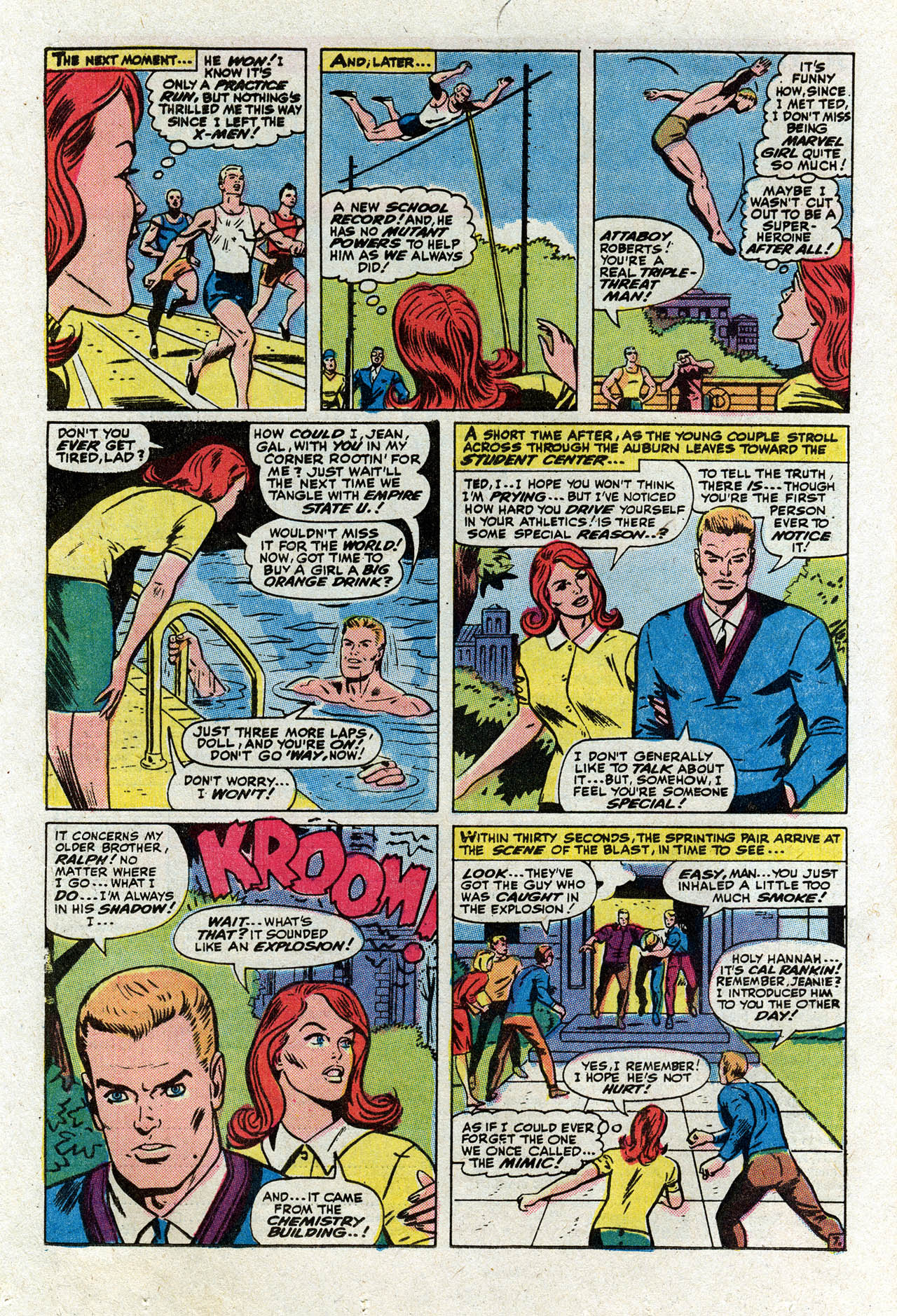 Read online Uncanny X-Men (1963) comic -  Issue #75 - 11