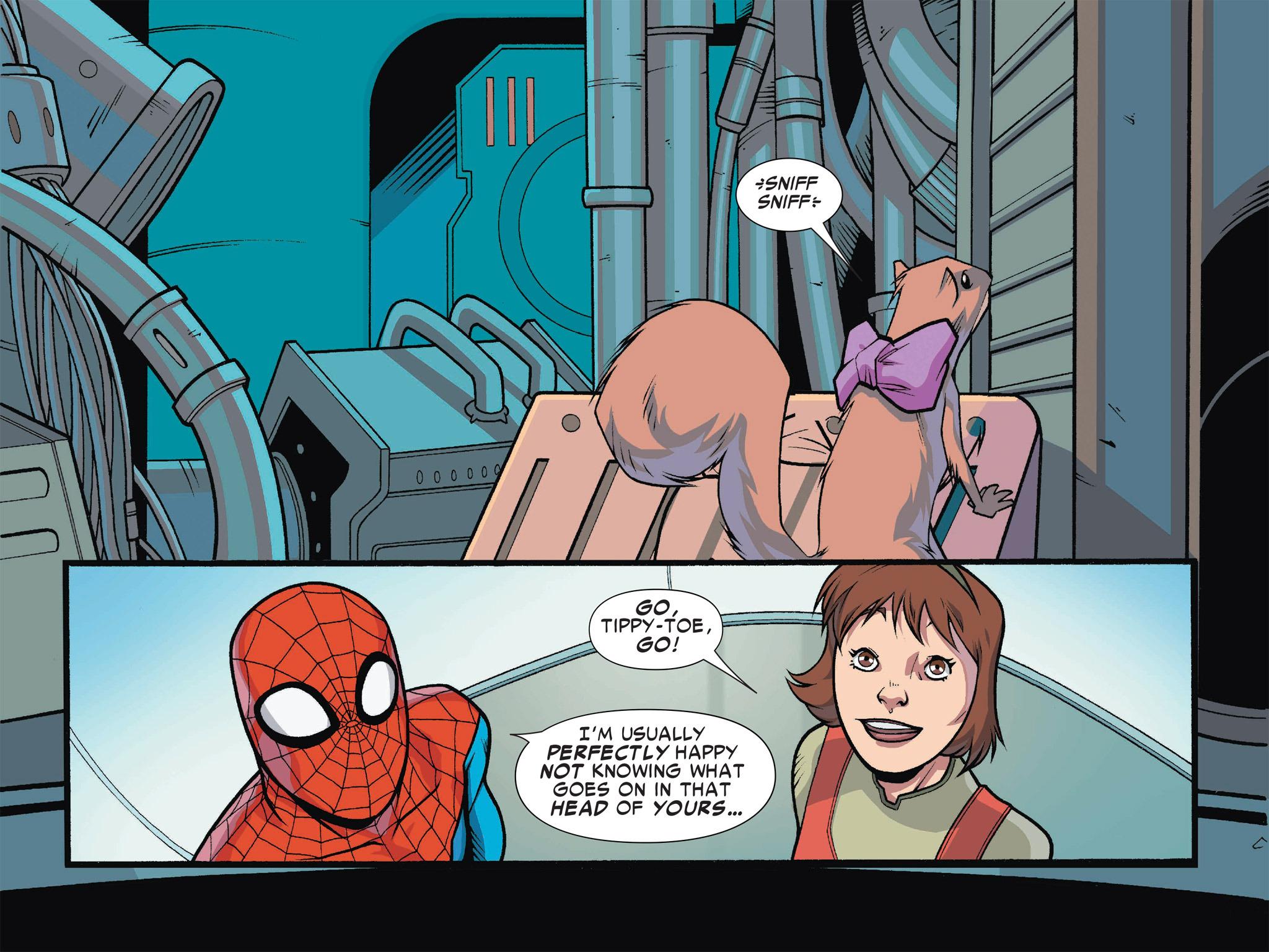 Read online Ultimate Spider-Man (Infinite Comics) (2016) comic -  Issue #1 - 41