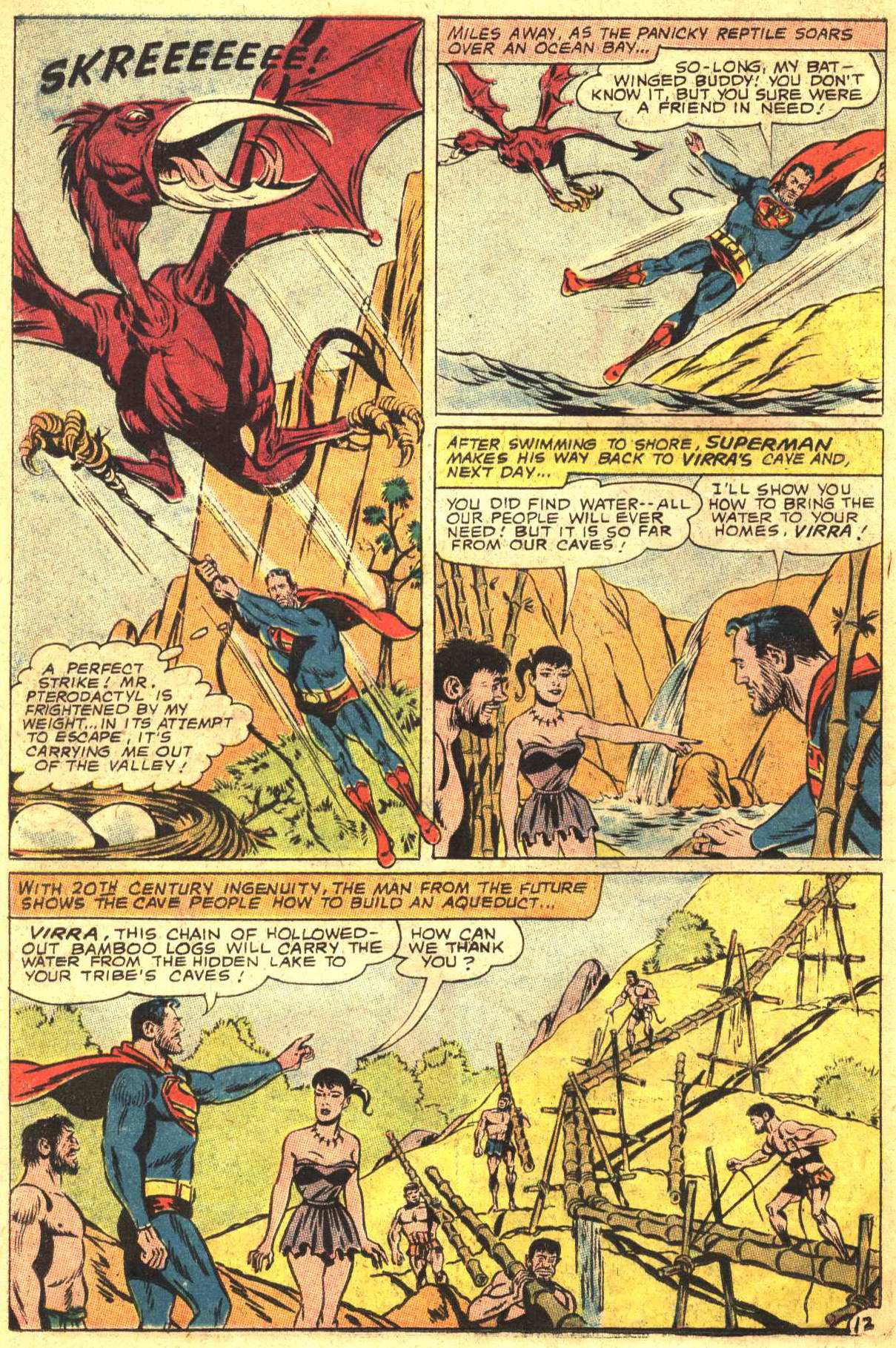 Read online Action Comics (1938) comic -  Issue #350 - 16