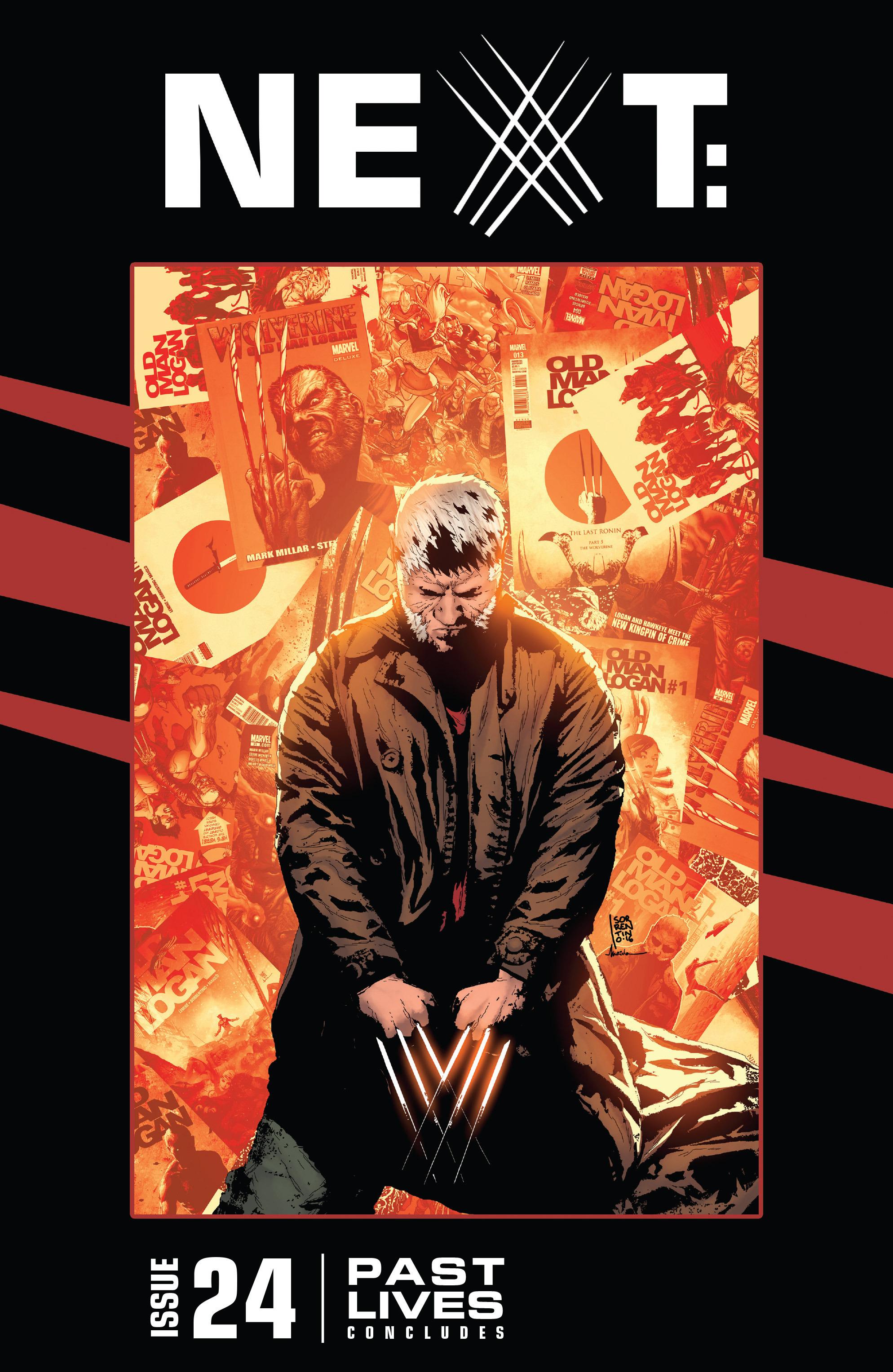 Read online Old Man Logan (2016) comic -  Issue #23 - 20