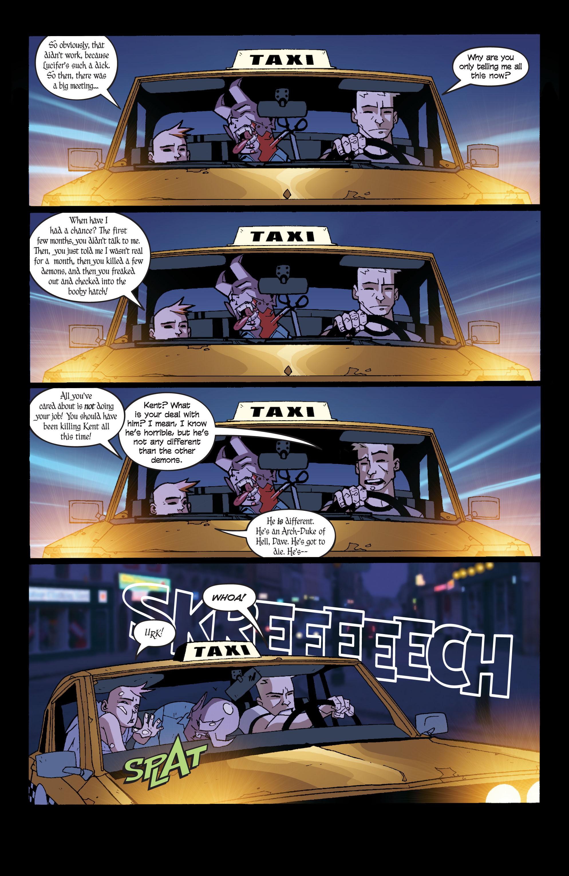 Read online Killer Of Demons comic -  Issue #2 - 23