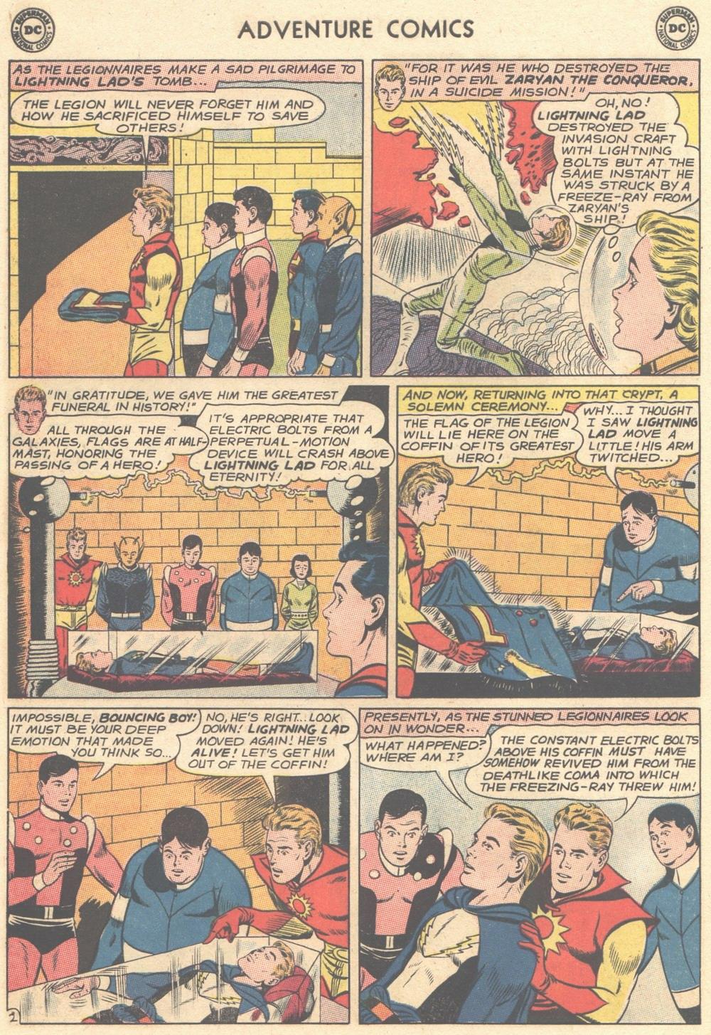 Read online Adventure Comics (1938) comic -  Issue #308 - 19
