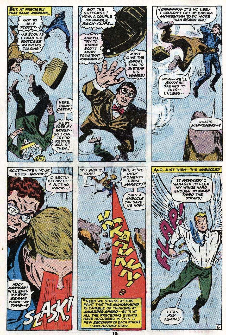 Read online Uncanny X-Men (1963) comic -  Issue #85 - 12