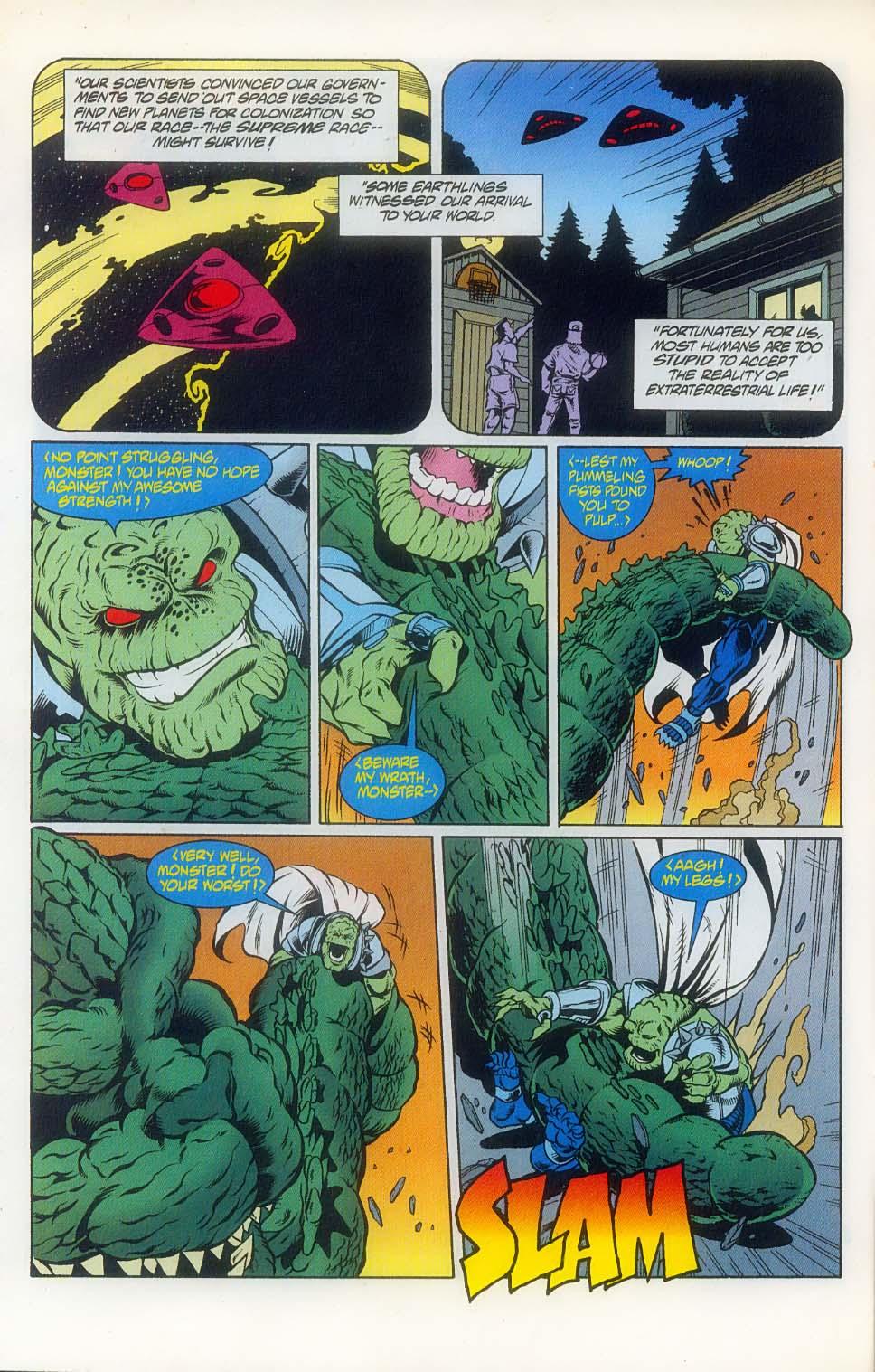 Godzilla (1995) Issue #8 #9 - English 6