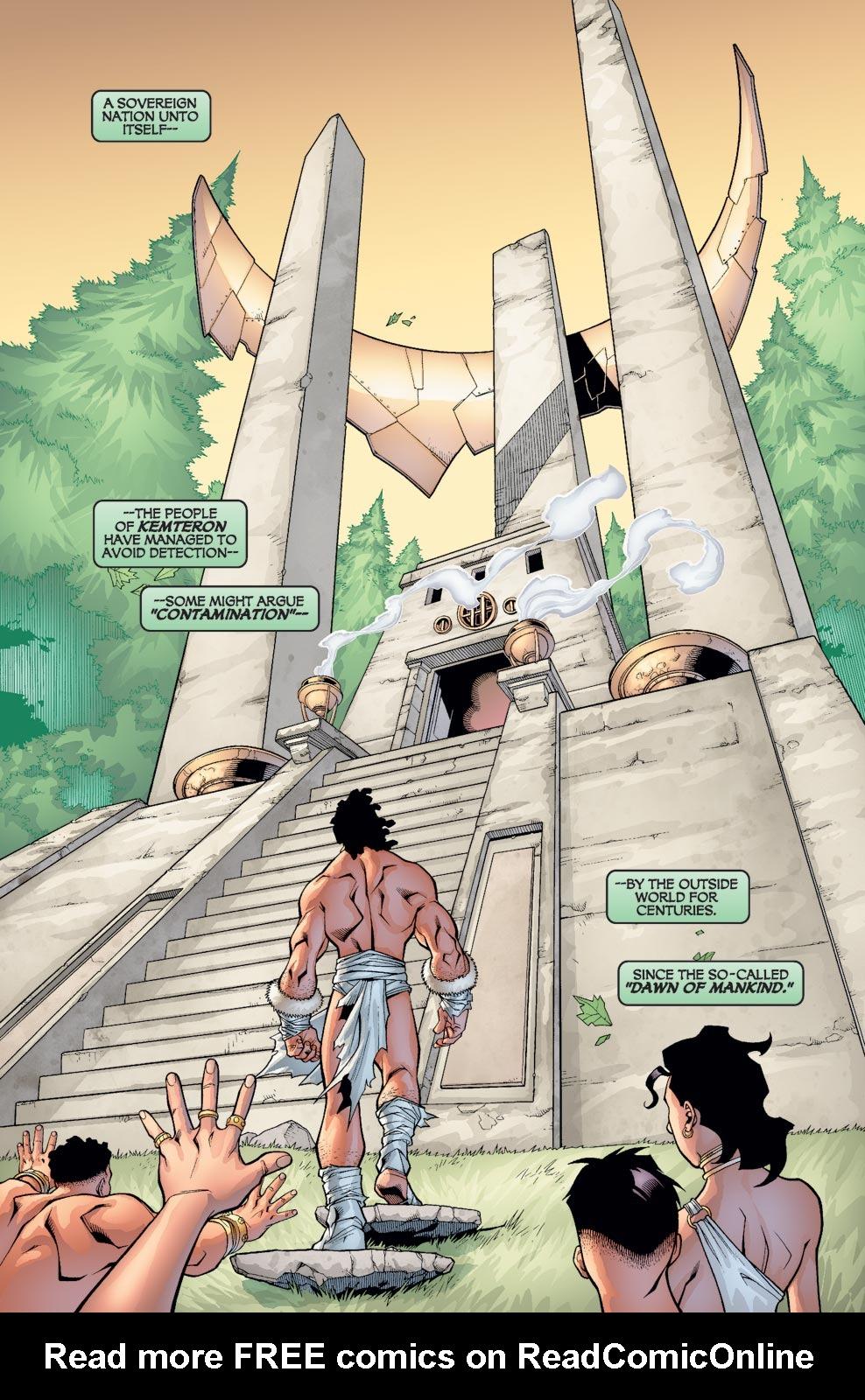 Read online Alpha Flight (2004) comic -  Issue #2 - 5