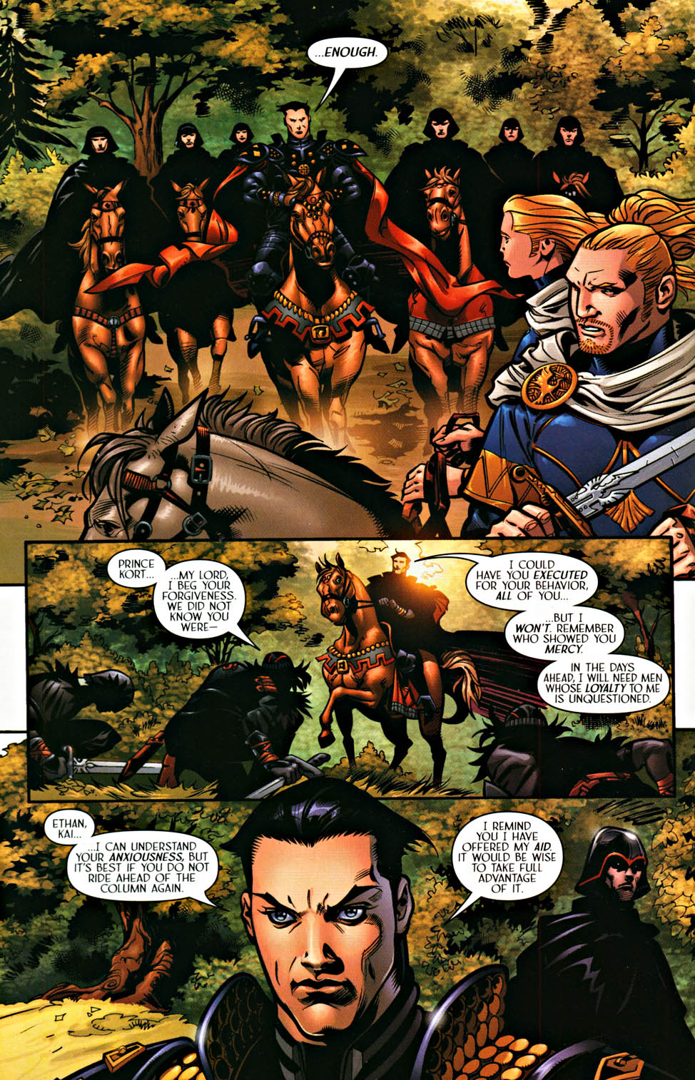 Read online Scion comic -  Issue #37 - 10