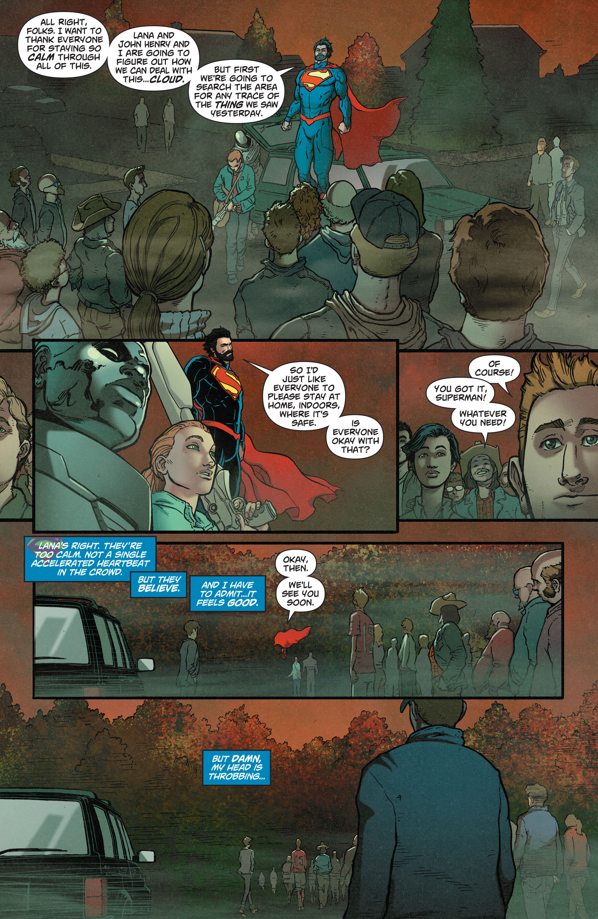 Read online Action Comics (2011) comic -  Issue #37 - 12