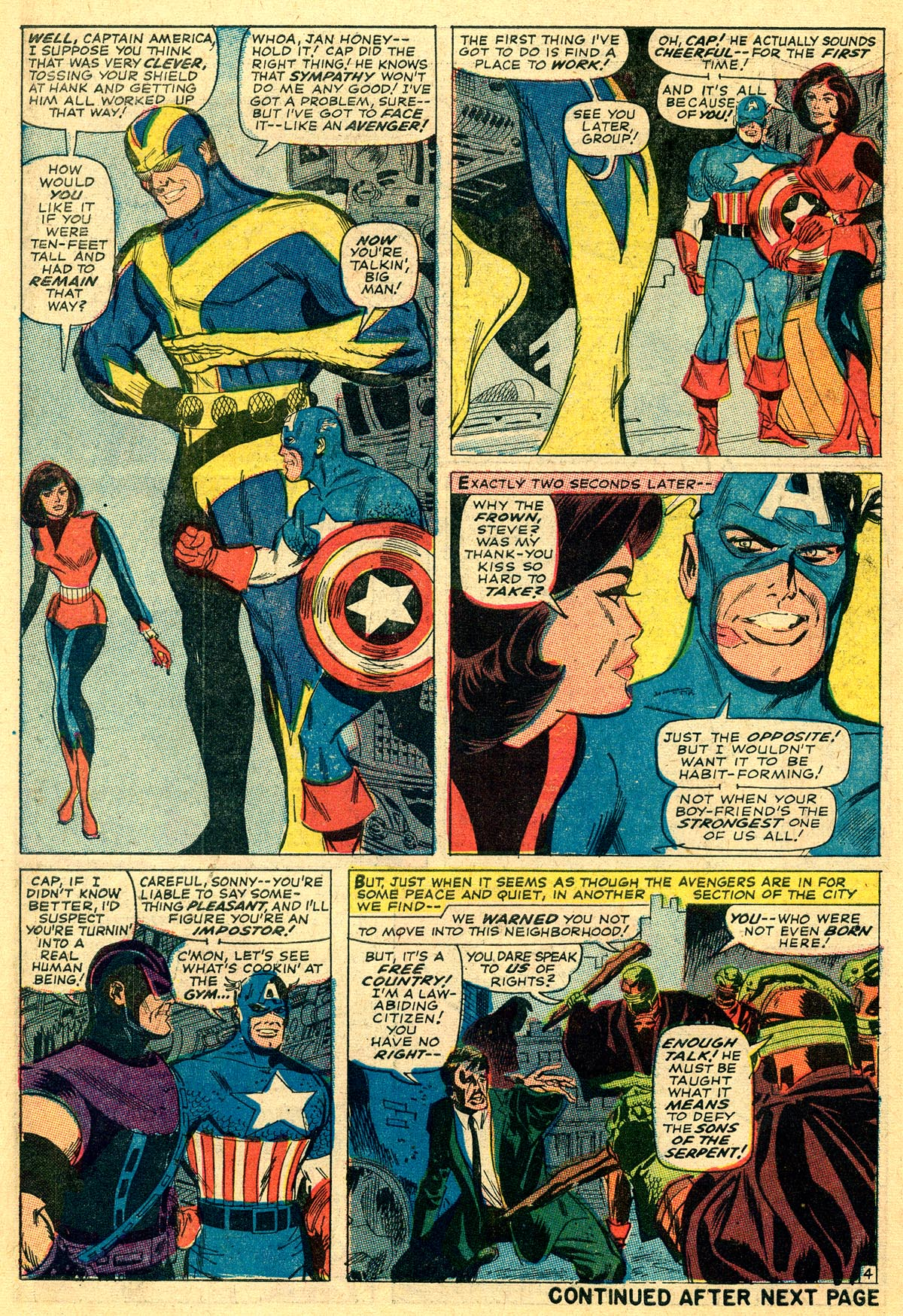 The Avengers (1963) 32 Page 4