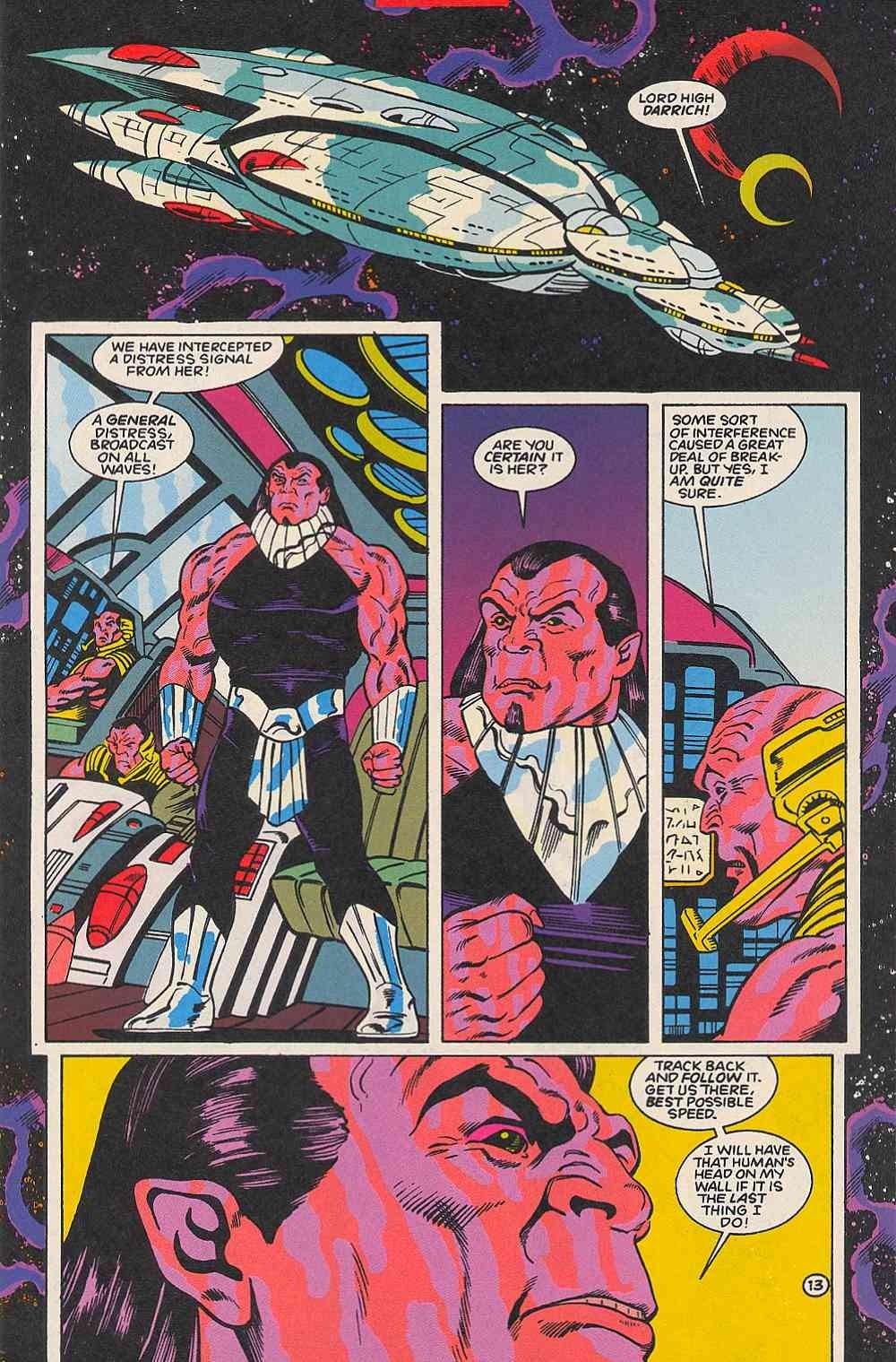 Read online Star Trek (1989) comic -  Issue # _Special 1 - 17