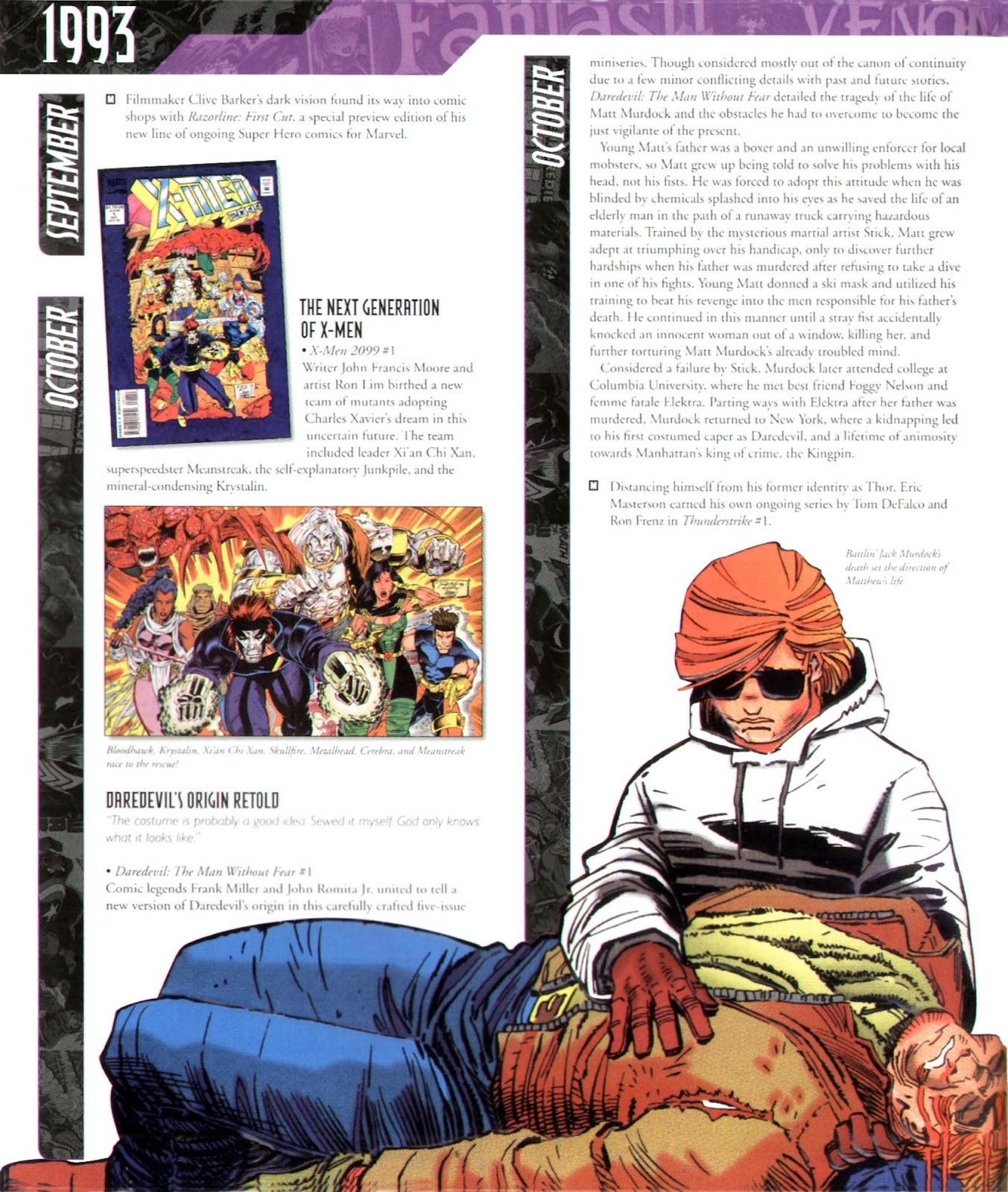 Read online Marvel Chronicle comic -  Issue # TPB (Part 3) - 53