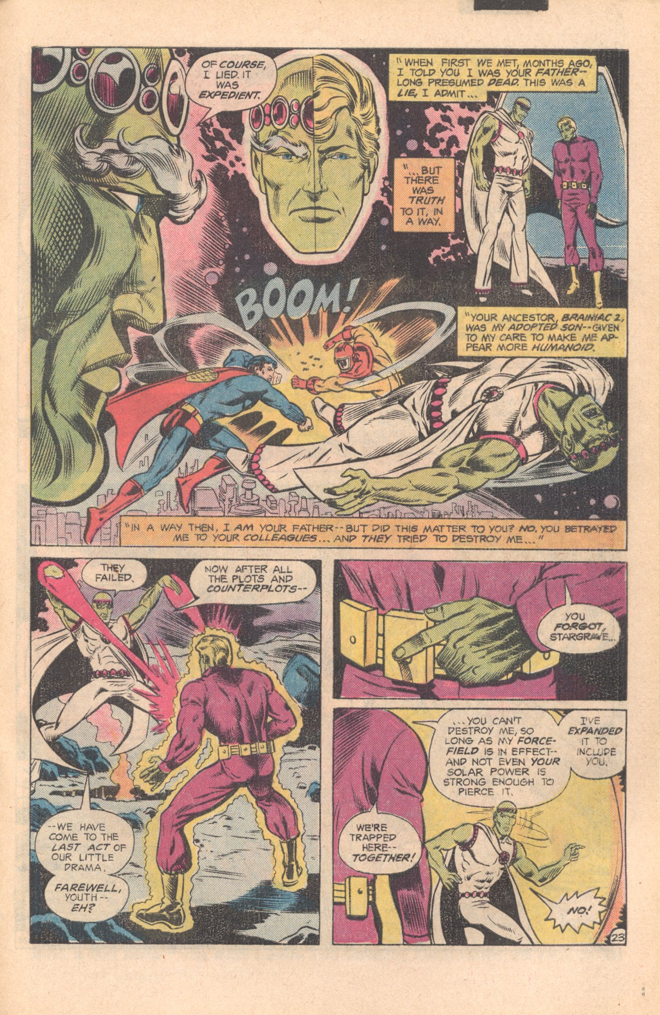 Legion of Super-Heroes (1980) 273 Page 23