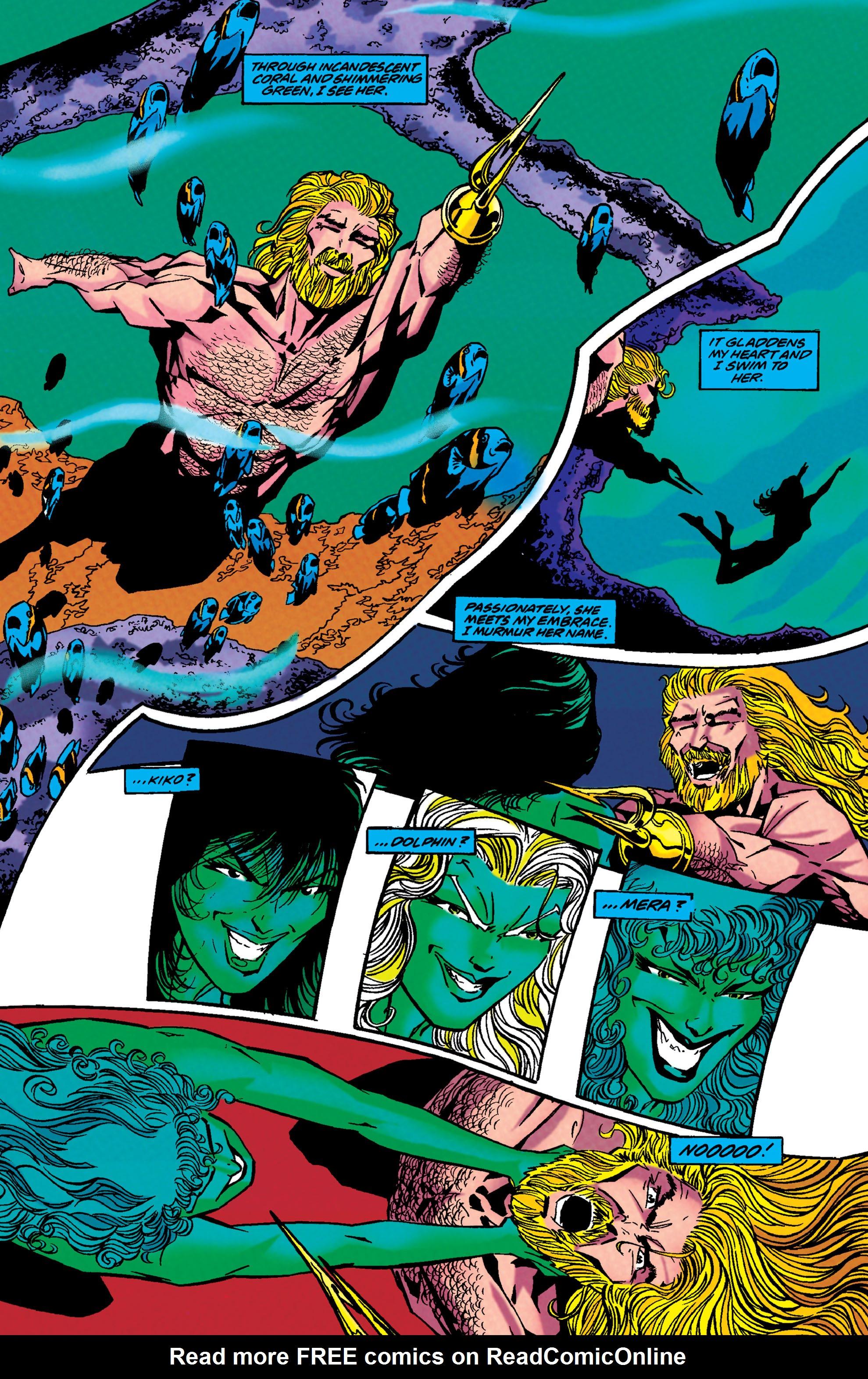 Read online Aquaman (1994) comic -  Issue #49 - 2