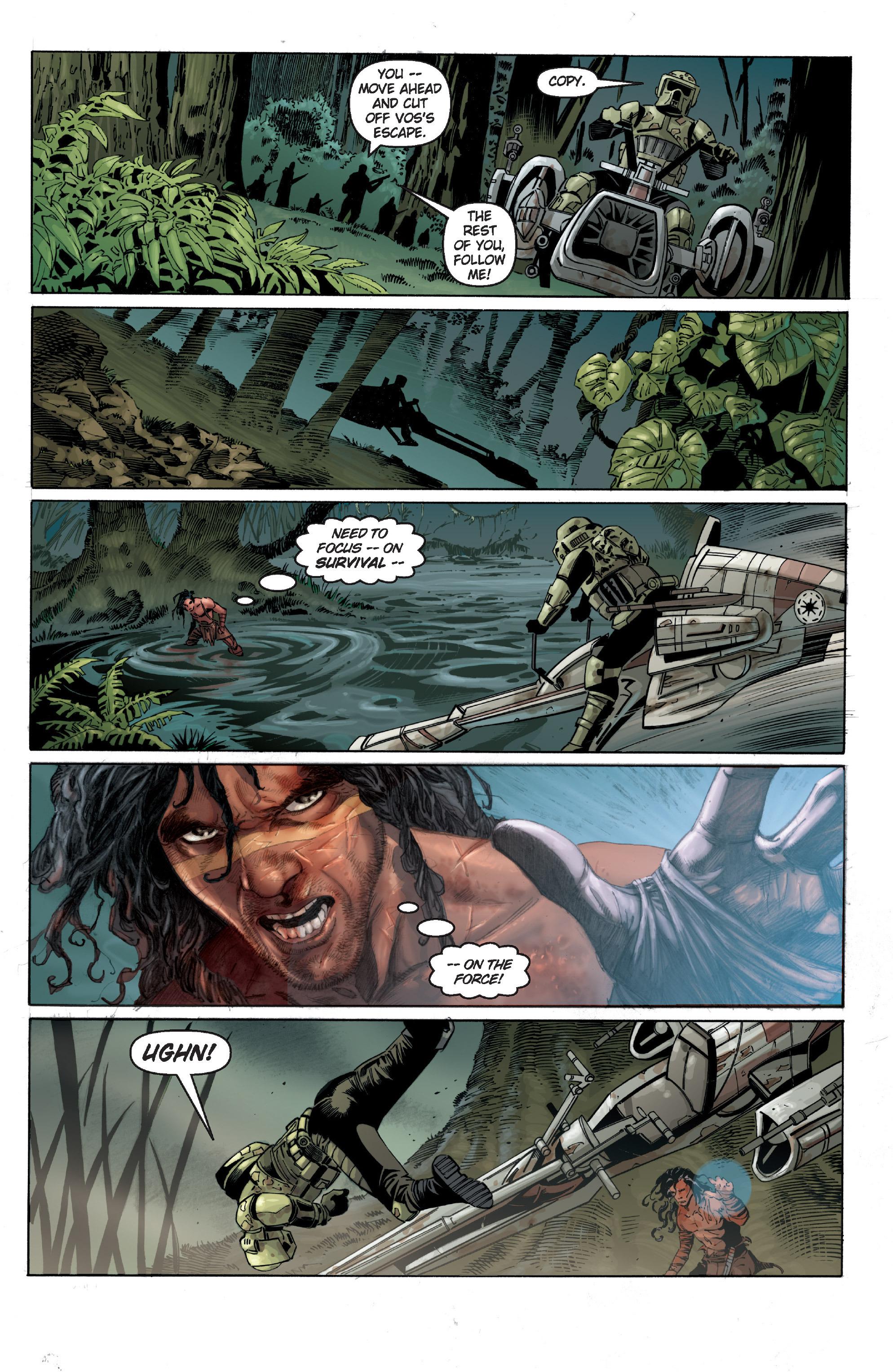 Read online Star Wars Omnibus comic -  Issue # Vol. 26 - 398
