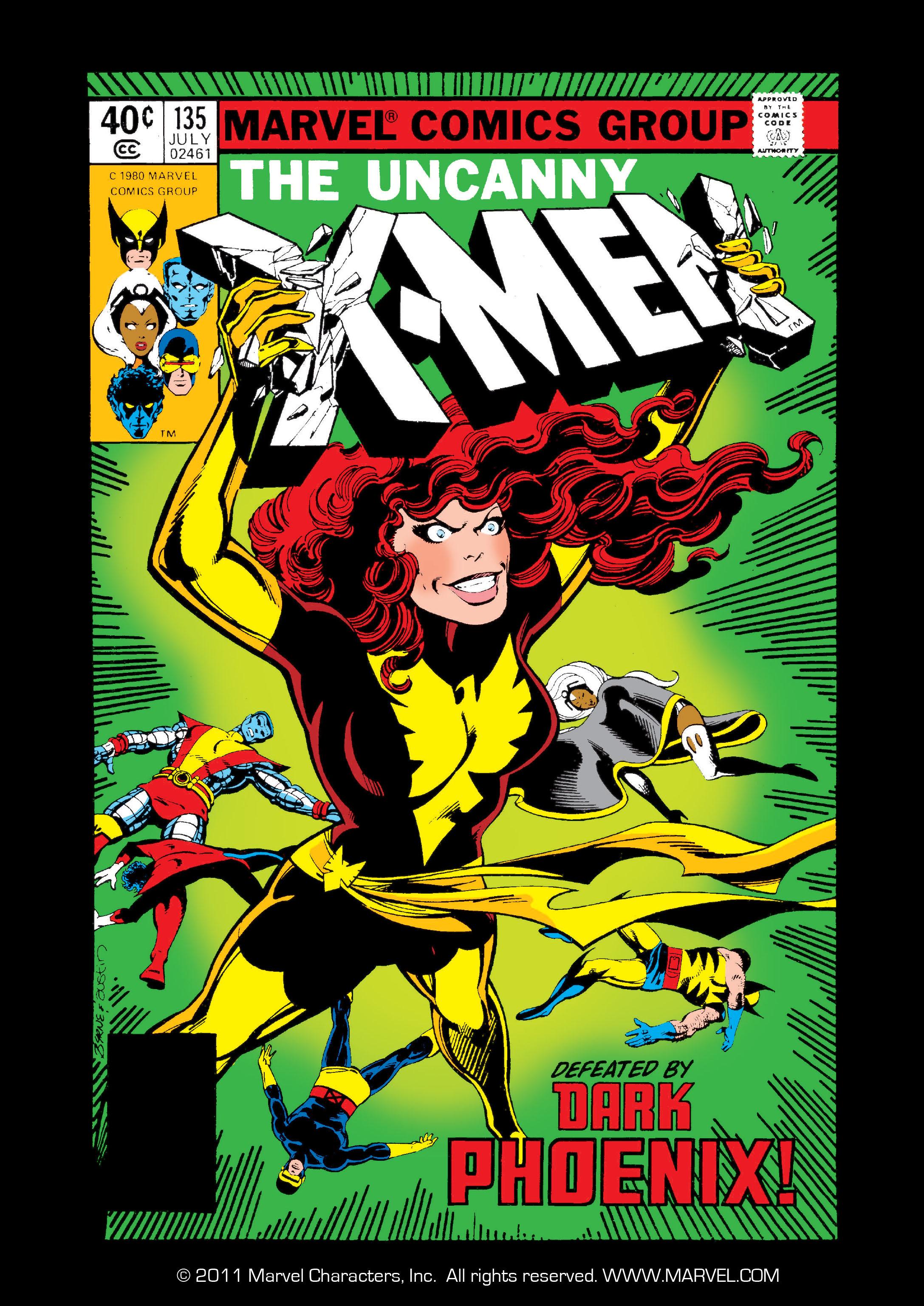 Uncanny X-Men (1963) 135 Page 0