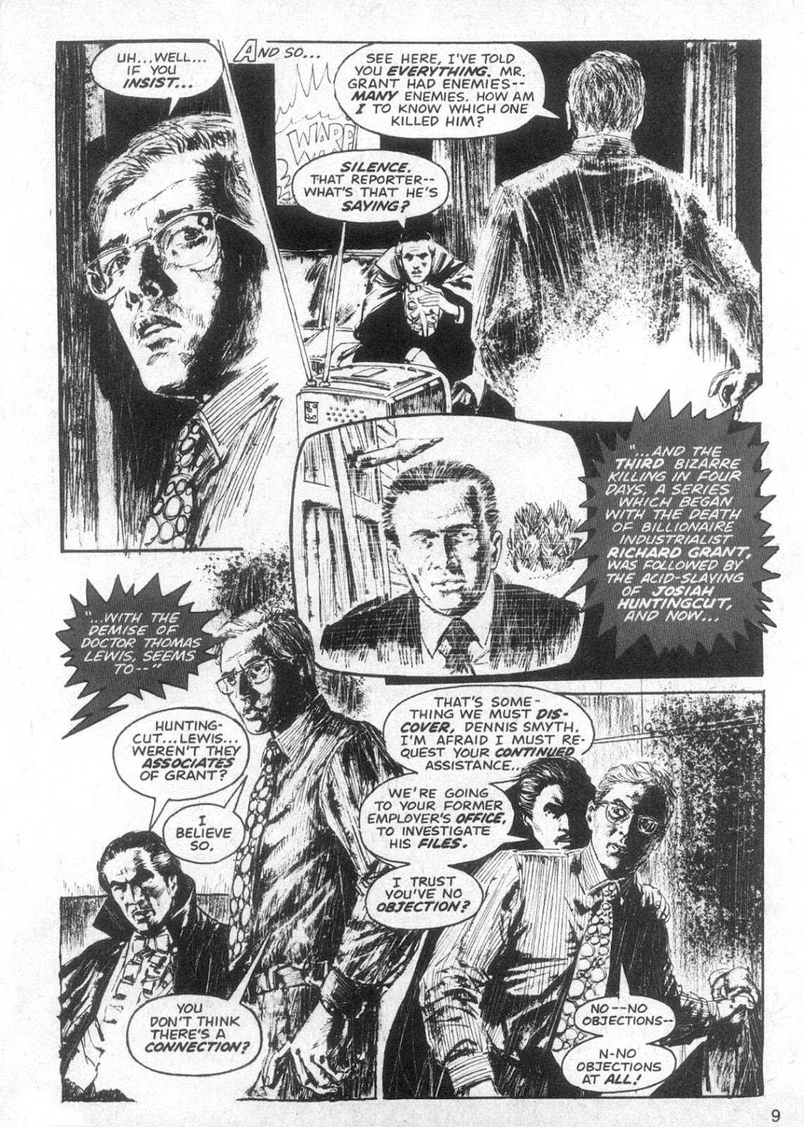 Dracula Lives issue 7 - Page 10