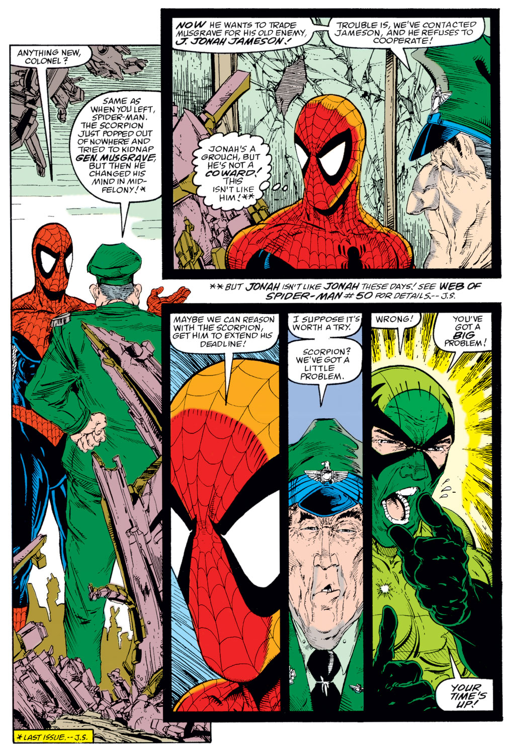 The Amazing Spider-Man (1963) 319 Page 3