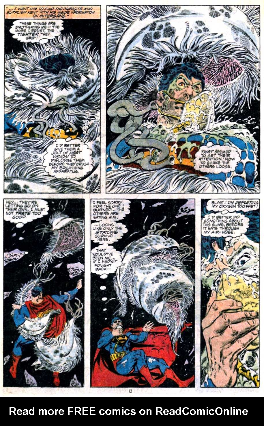 Read online Adventures of Superman (1987) comic -  Issue #451 - 9