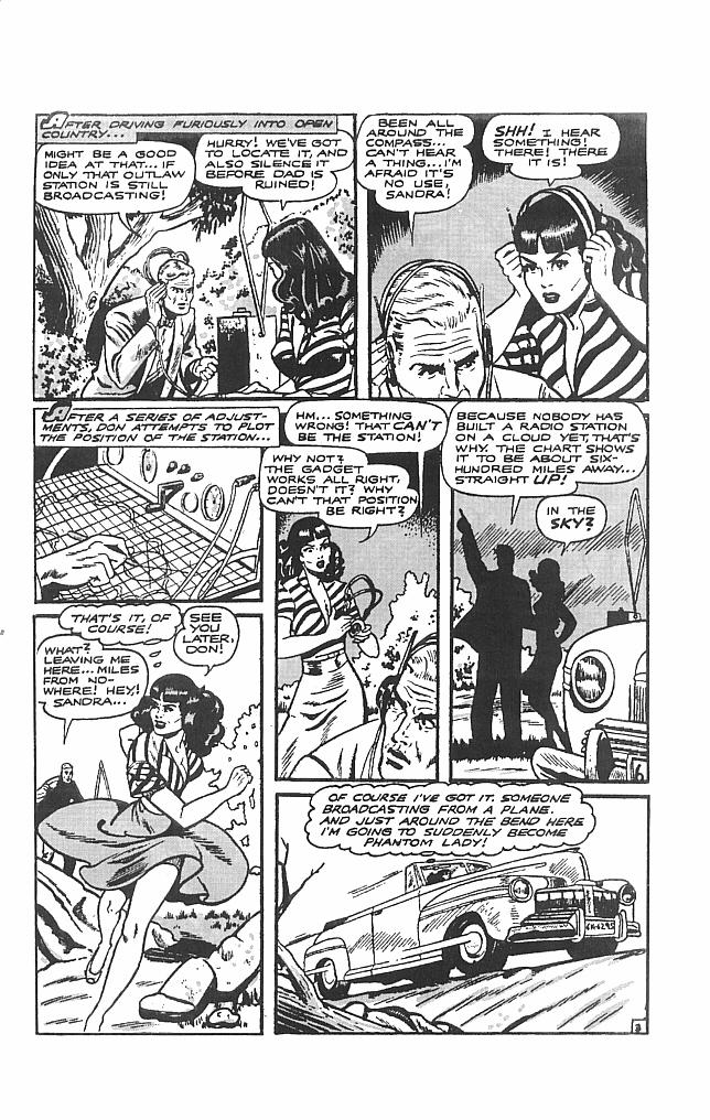 Read online Golden-Age Men of Mystery comic -  Issue #6 - 17