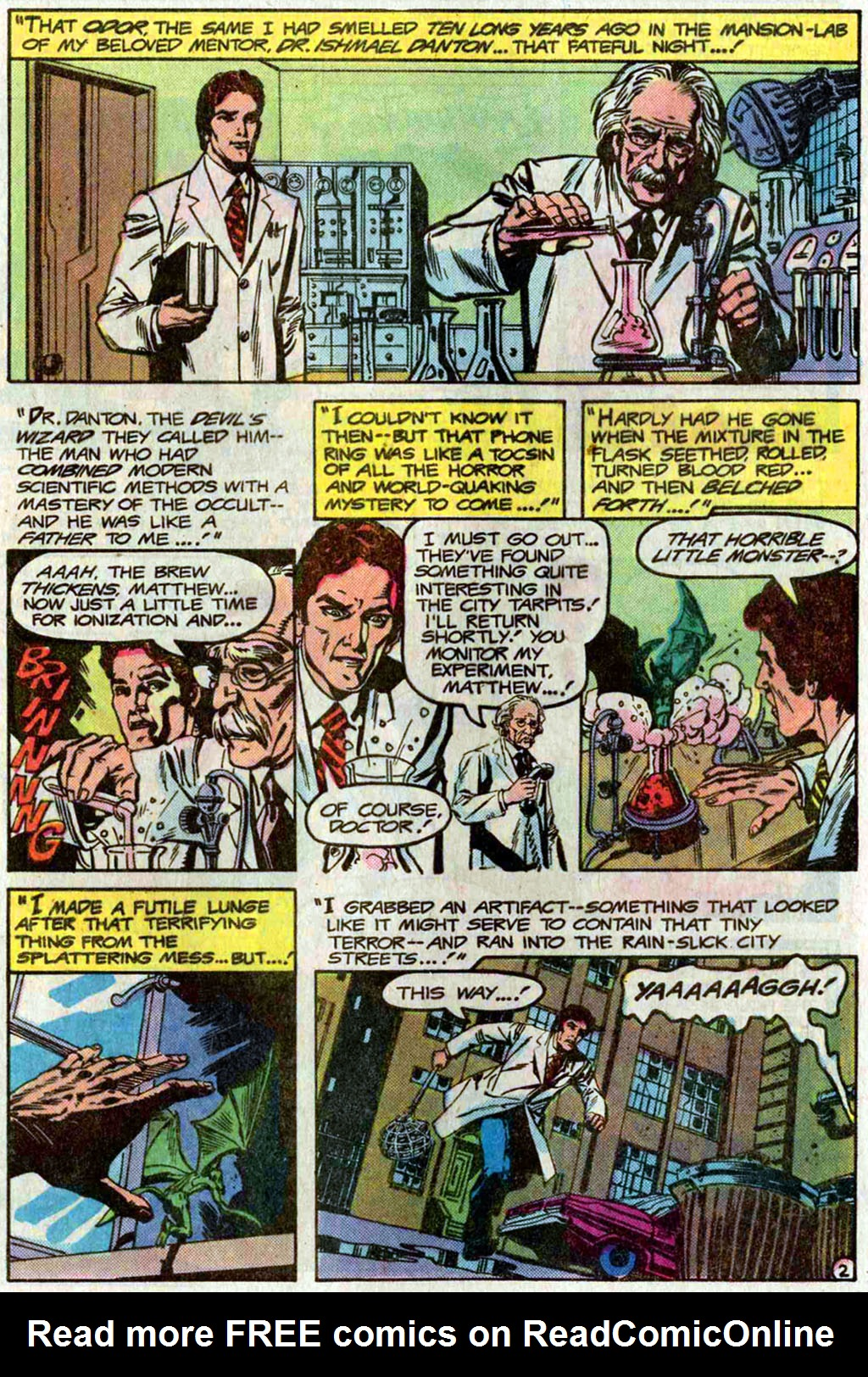Read online Secrets of Haunted House comic -  Issue #35 - 5