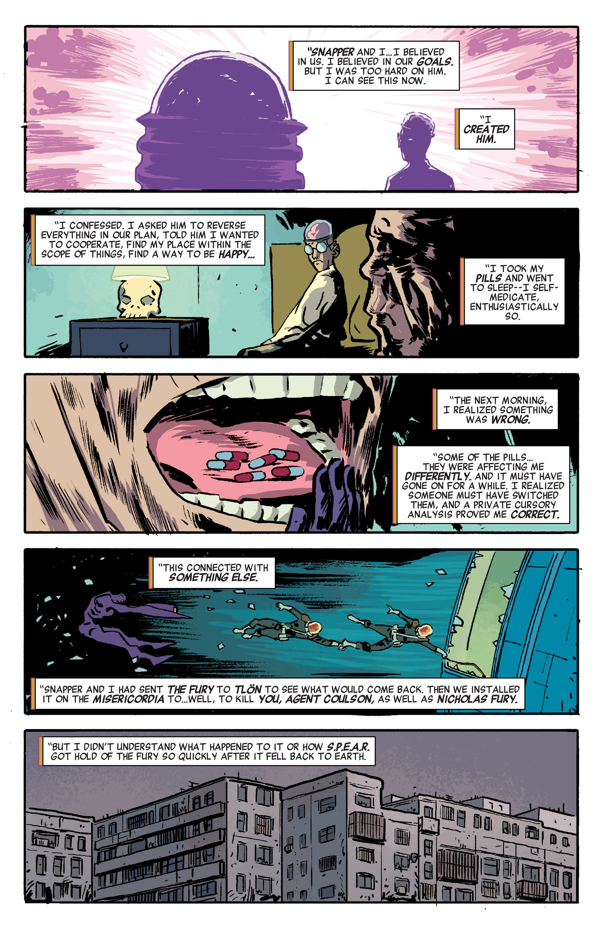 Read online Secret Avengers (2014) comic -  Issue #12 - 4