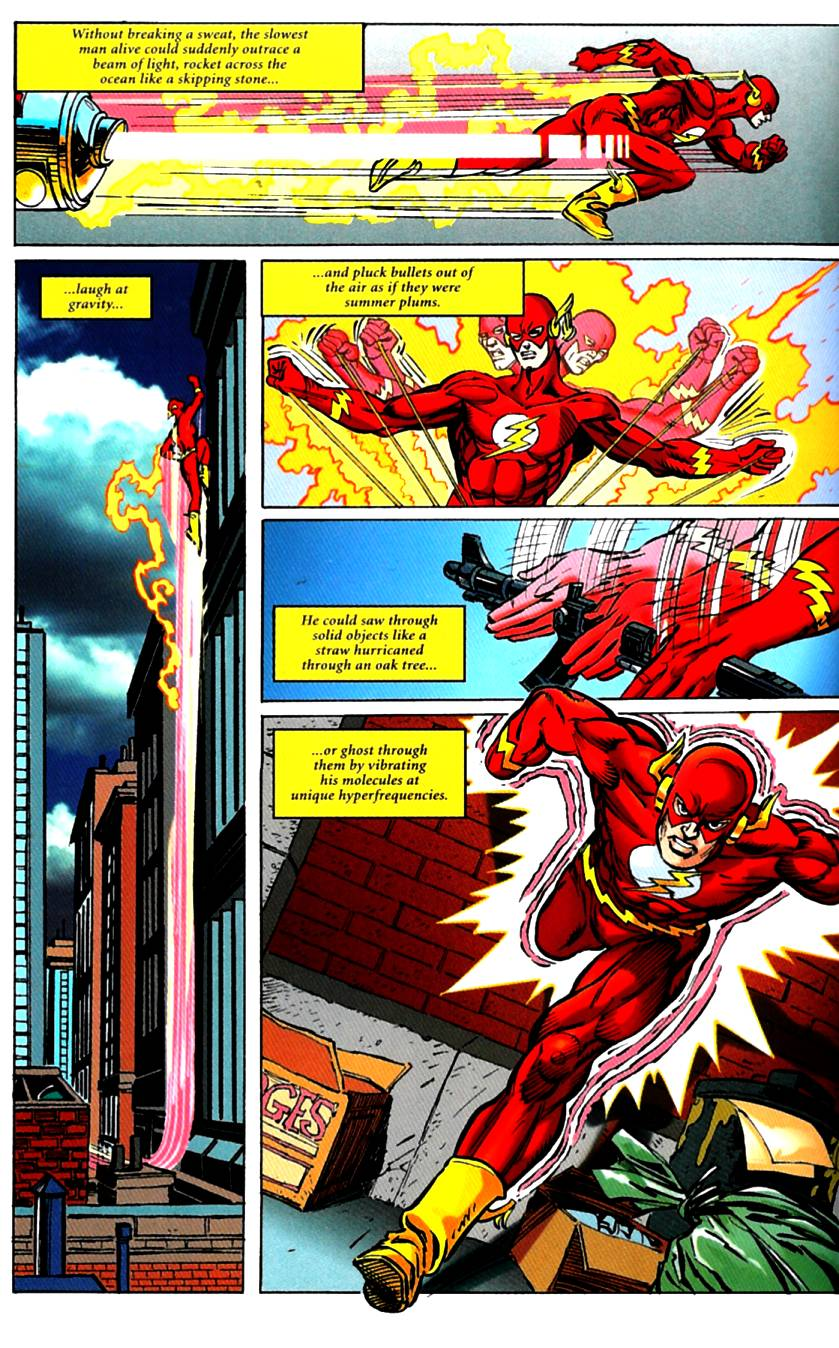 Read online The Life Story of the Flash comic -  Issue # Full - 28