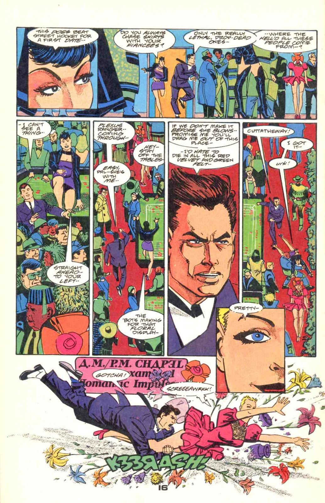Howard Chaykin's American Flagg issue 12 - Page 20