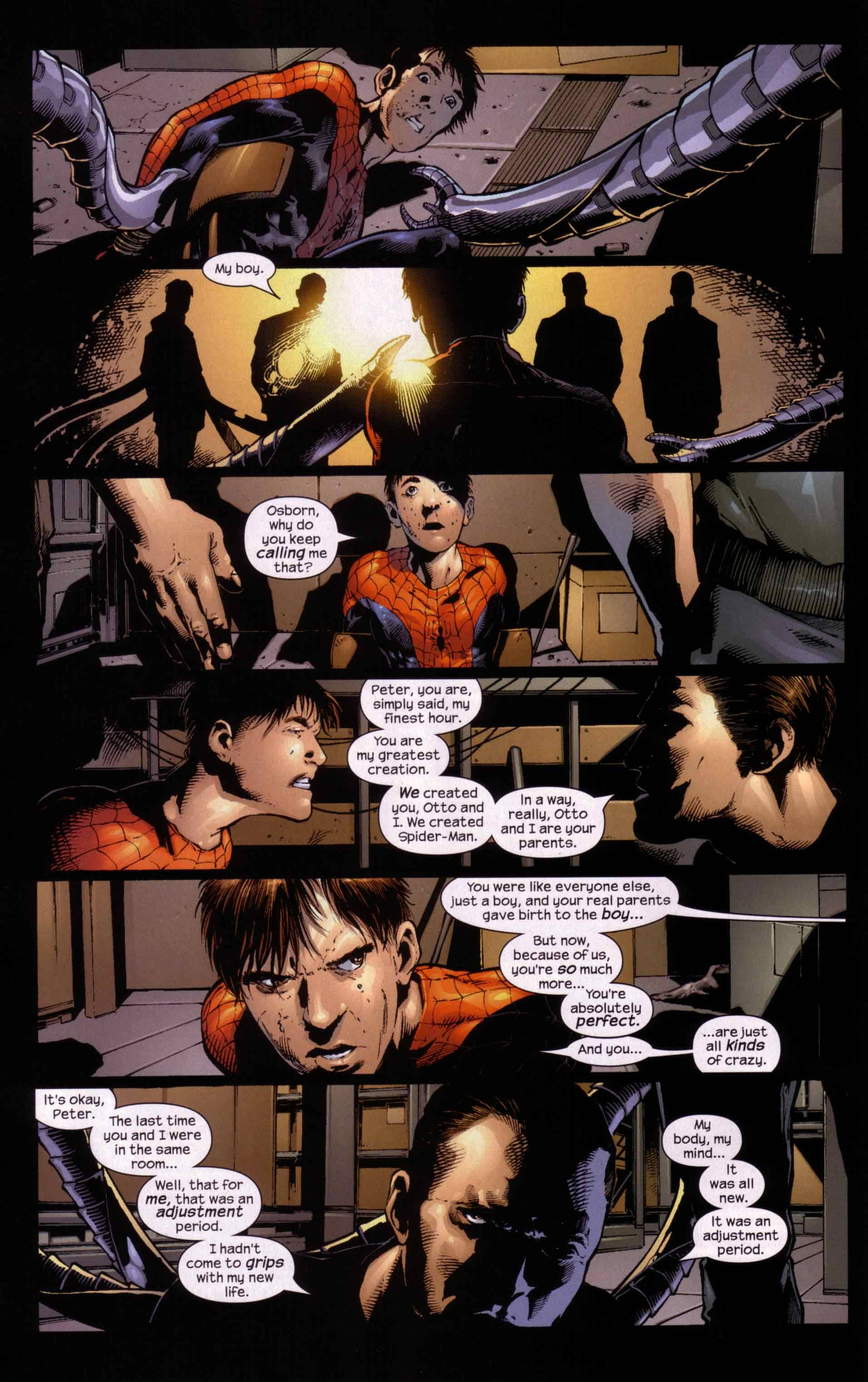 Read online Ultimate Six comic -  Issue #5 - 9